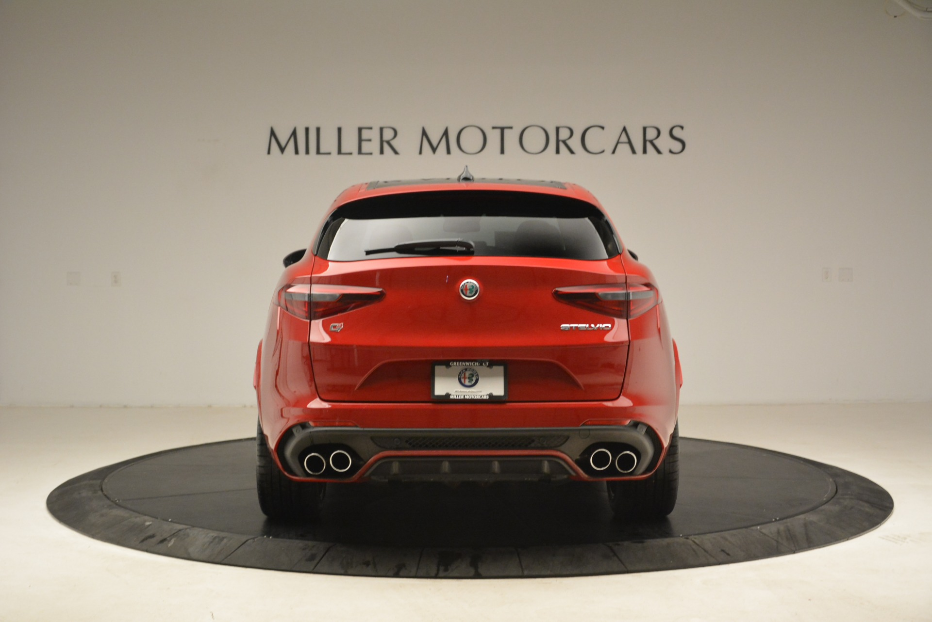 New 2018 Alfa Romeo Stelvio Quadrifoglio For Sale In Greenwich, CT. Alfa Romeo of Greenwich, L462 2459_p6