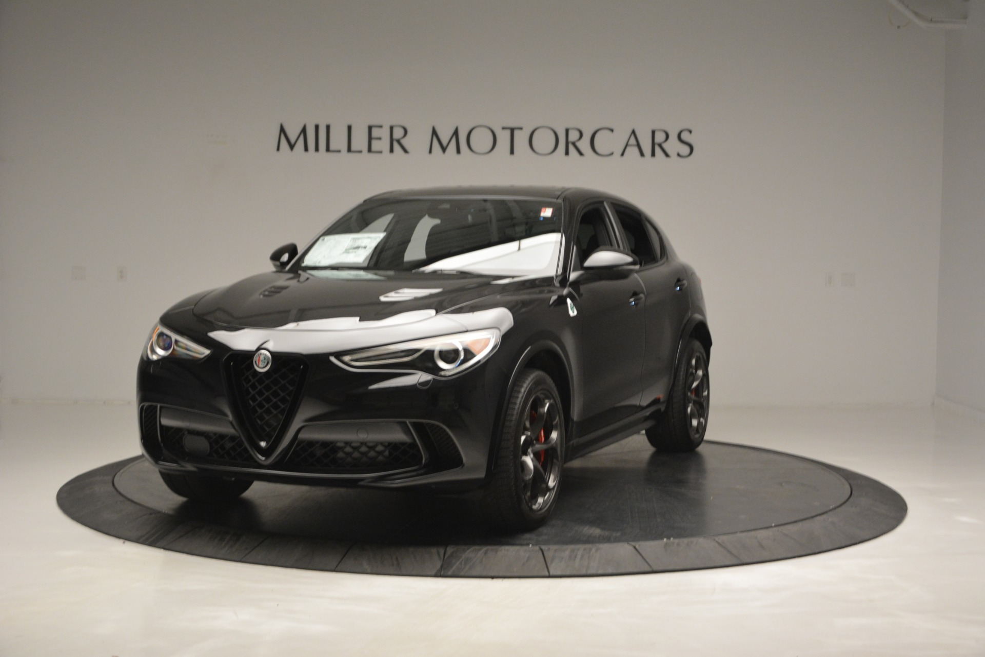 New 2018 Alfa Romeo Stelvio Quadrifoglio For Sale In Greenwich, CT. Alfa Romeo of Greenwich, L463