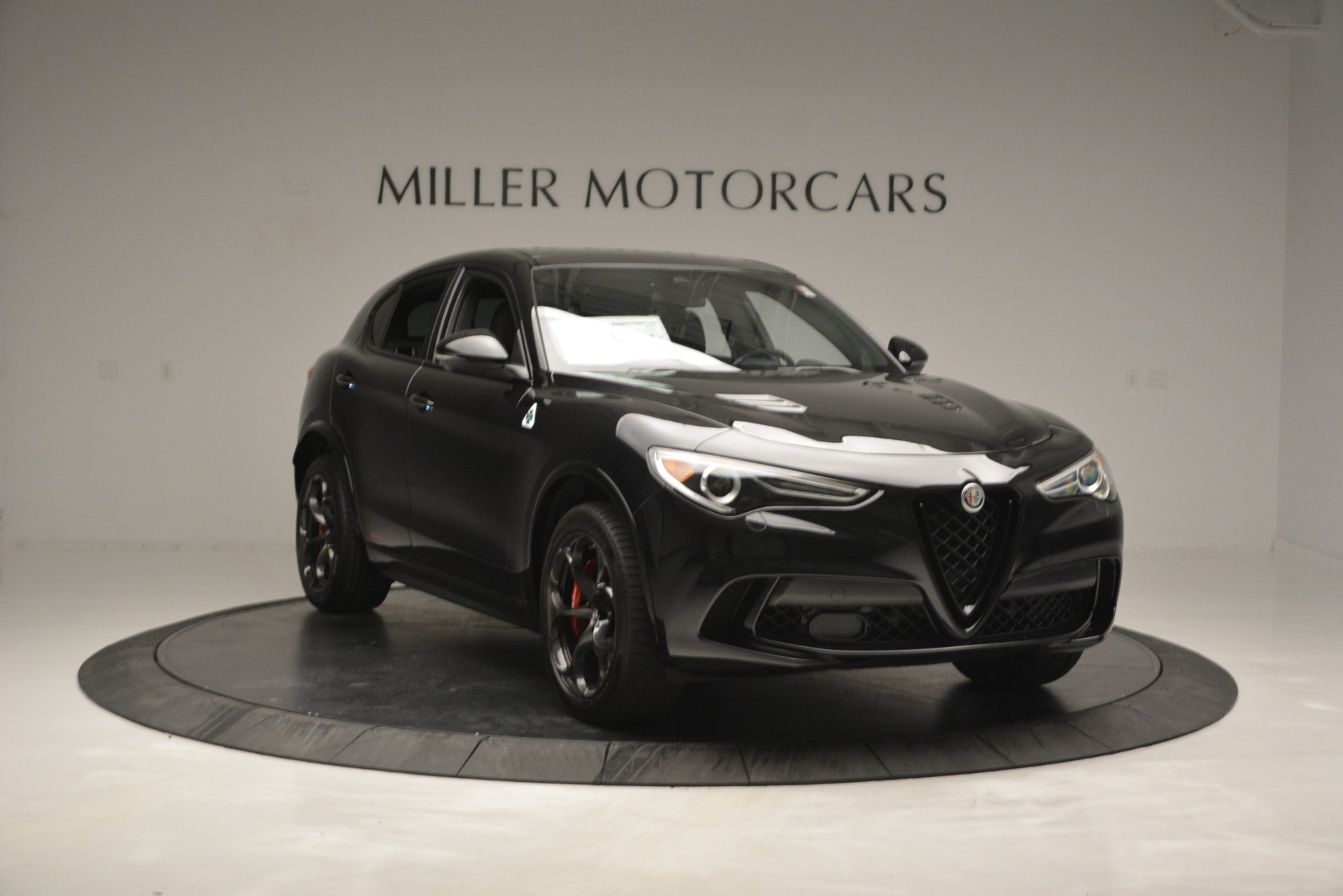New 2018 Alfa Romeo Stelvio Quadrifoglio For Sale In Greenwich, CT. Alfa Romeo of Greenwich, L463 2460_p11