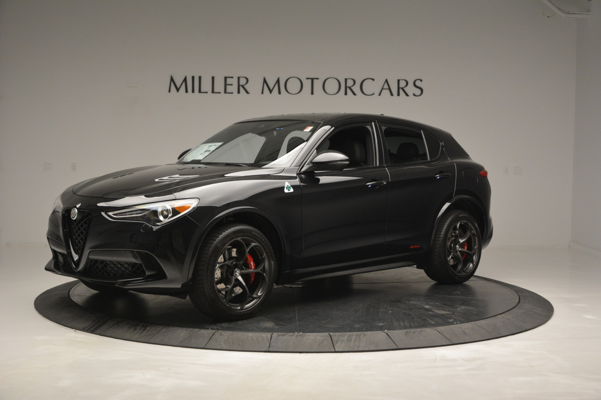 New 2018 Alfa Romeo Stelvio Quadrifoglio For Sale In Greenwich, CT. Alfa Romeo of Greenwich, L463 2460_p2