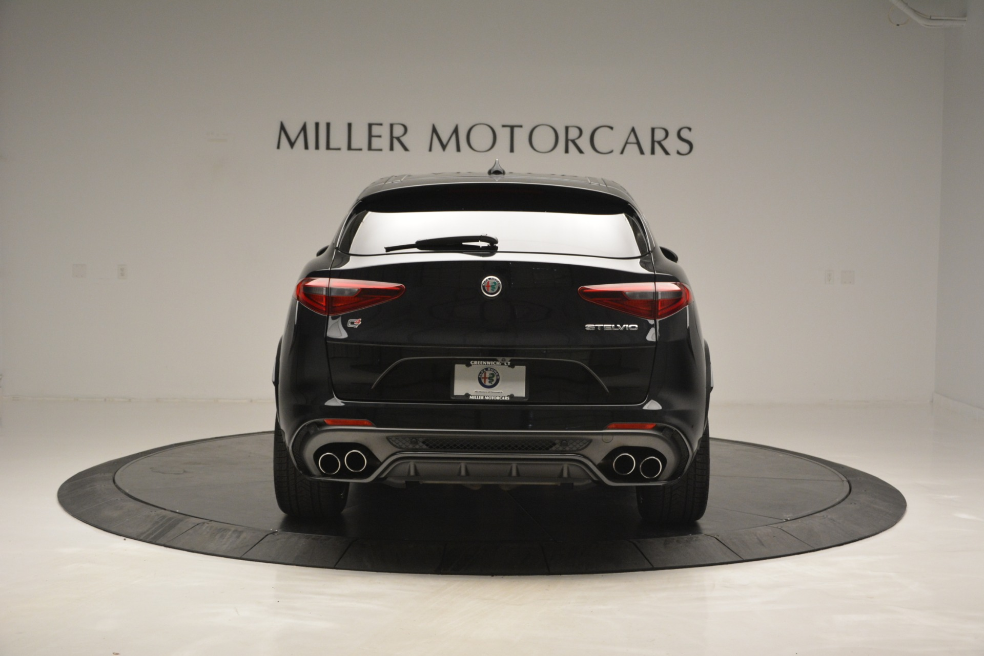 New 2018 Alfa Romeo Stelvio Quadrifoglio For Sale In Greenwich, CT. Alfa Romeo of Greenwich, L463 2460_p6