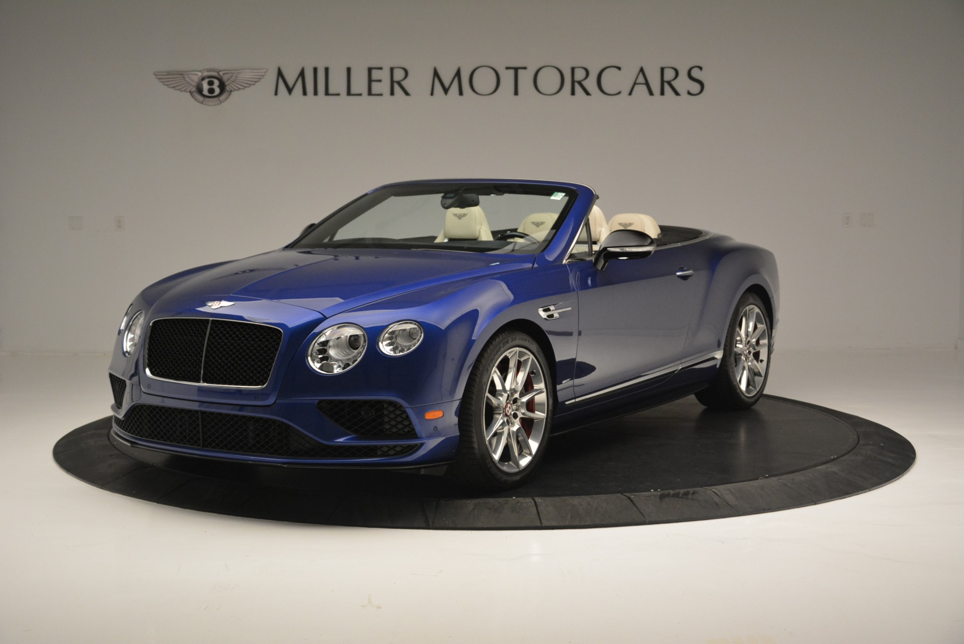 Used 2016 Bentley Continental GT V8 S For Sale In Greenwich, CT. Alfa Romeo of Greenwich, 7415 2461_main
