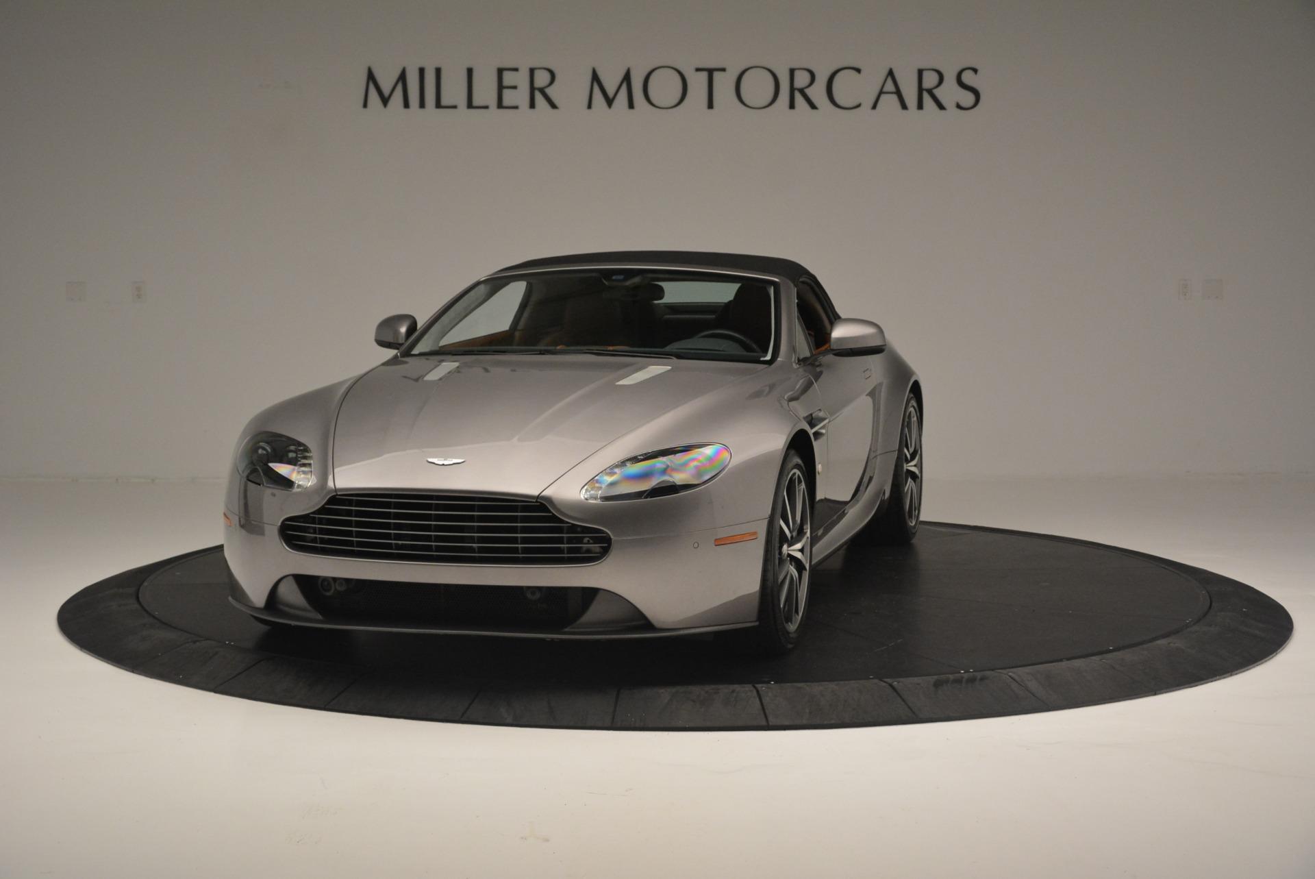 Used 2015 Aston Martin V8 Vantage Roadster For Sale In Greenwich, CT. Alfa Romeo of Greenwich, 7396 2463_p13