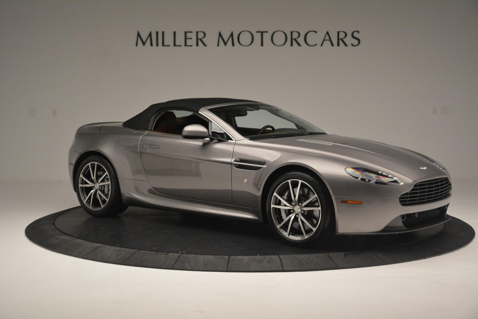 Used 2015 Aston Martin V8 Vantage Roadster For Sale In Greenwich, CT. Alfa Romeo of Greenwich, 7396 2463_p17