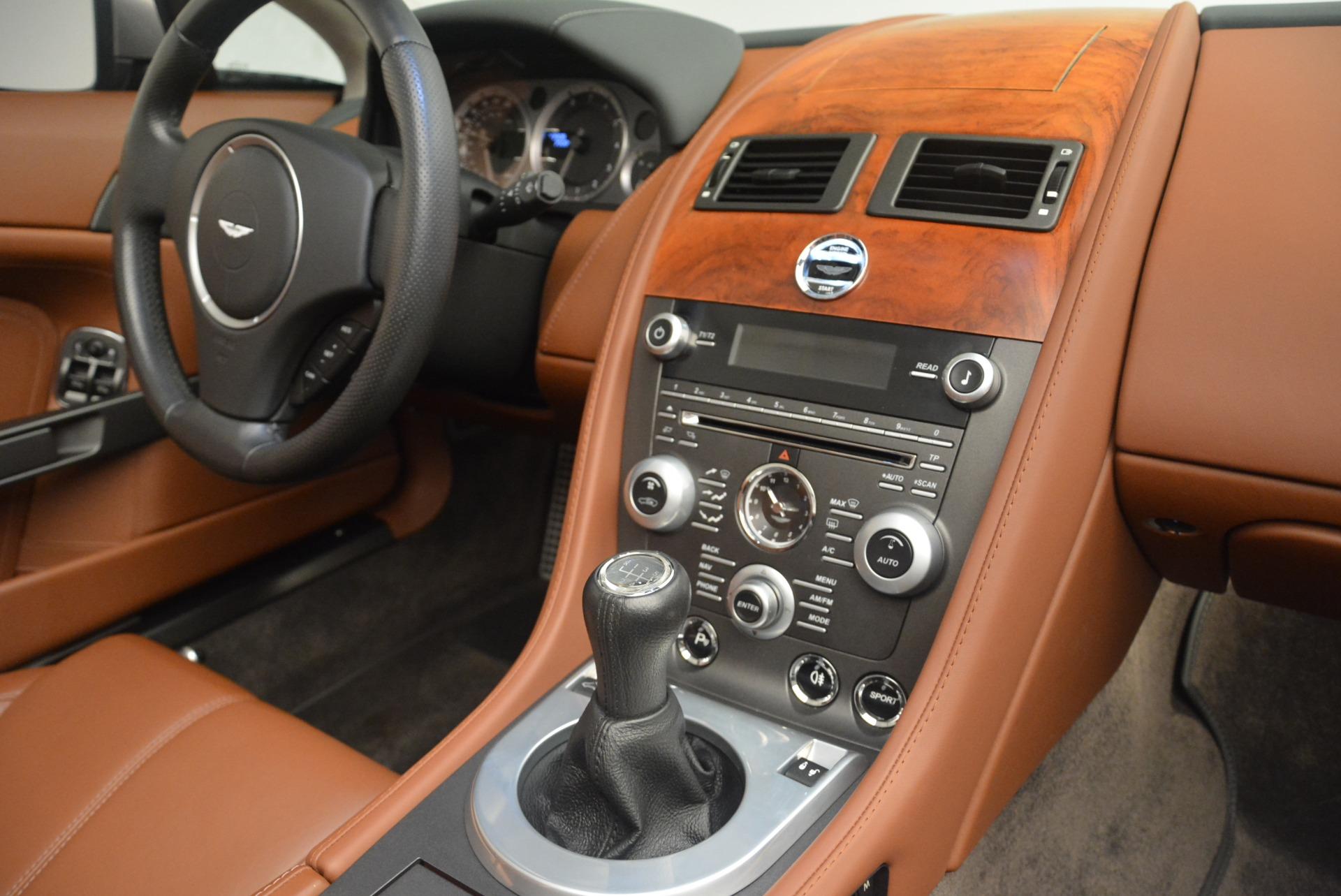Used 2015 Aston Martin V8 Vantage Roadster For Sale In Greenwich, CT. Alfa Romeo of Greenwich, 7396 2463_p23