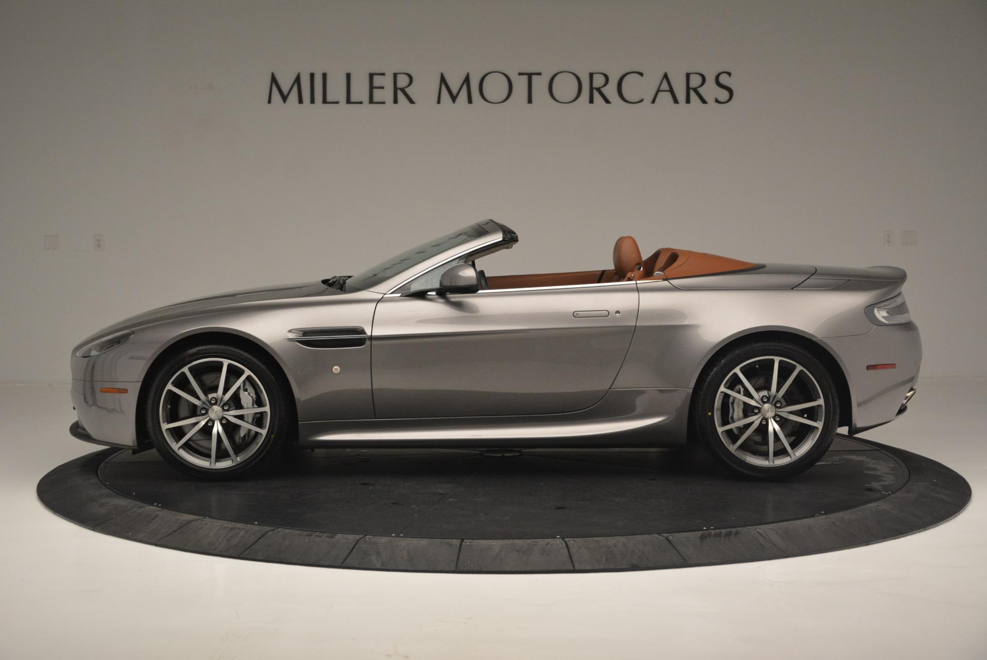 Used 2015 Aston Martin V8 Vantage Roadster For Sale In Greenwich, CT. Alfa Romeo of Greenwich, 7396 2463_p3