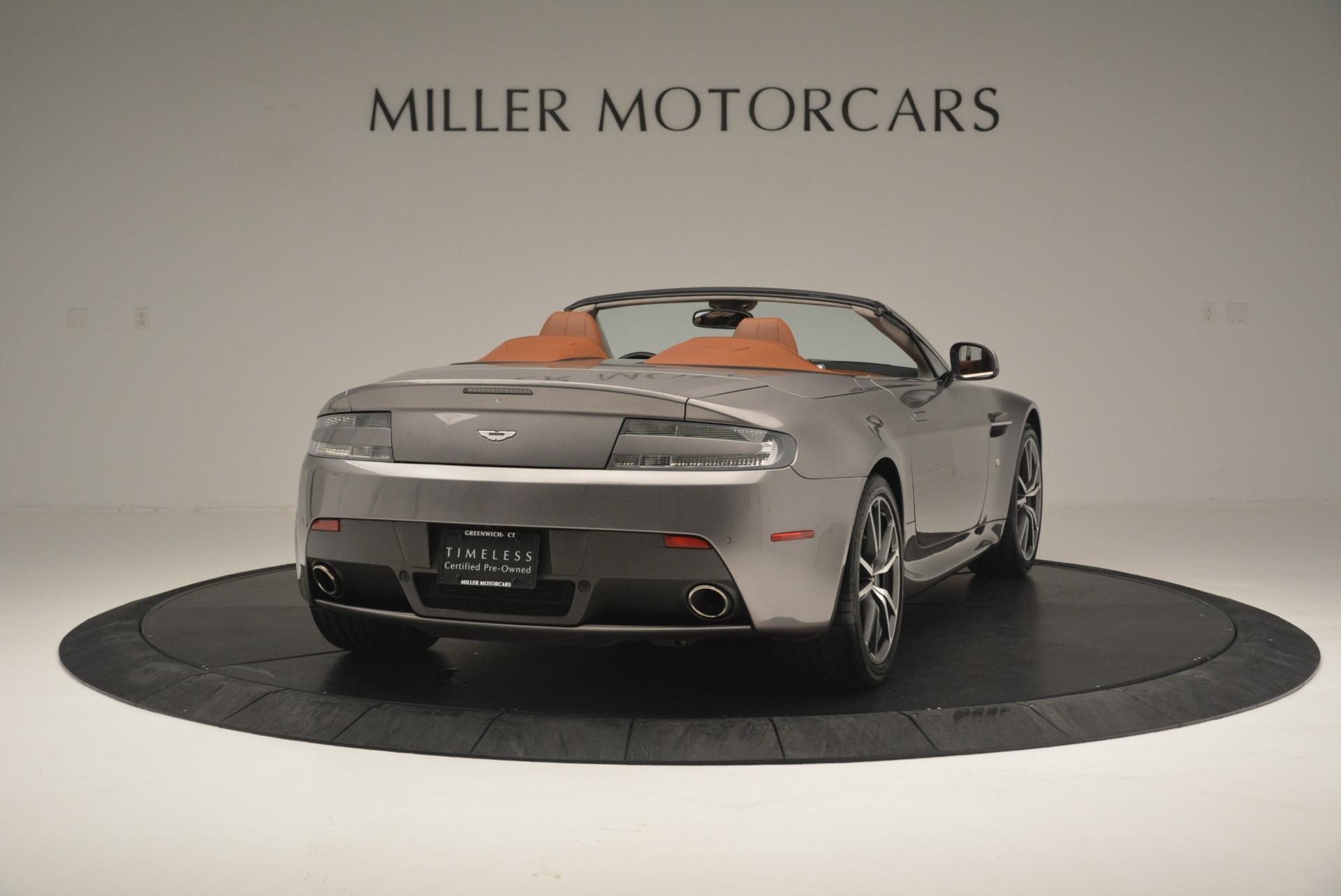 Used 2015 Aston Martin V8 Vantage Roadster For Sale In Greenwich, CT. Alfa Romeo of Greenwich, 7396 2463_p7