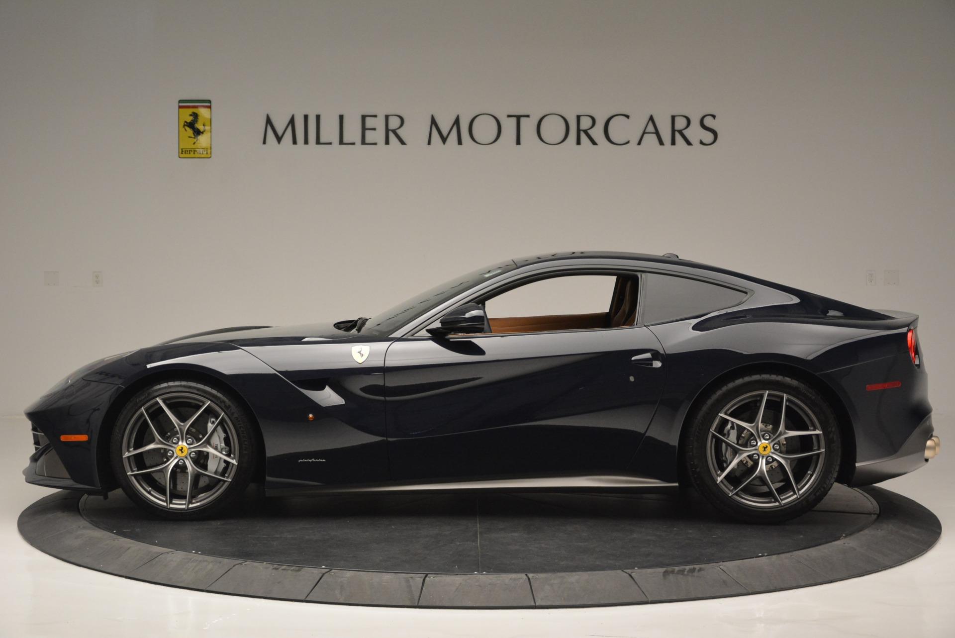 Used 2017 Ferrari F12 Berlinetta  For Sale In Greenwich, CT. Alfa Romeo of Greenwich, 4495 2465_p3