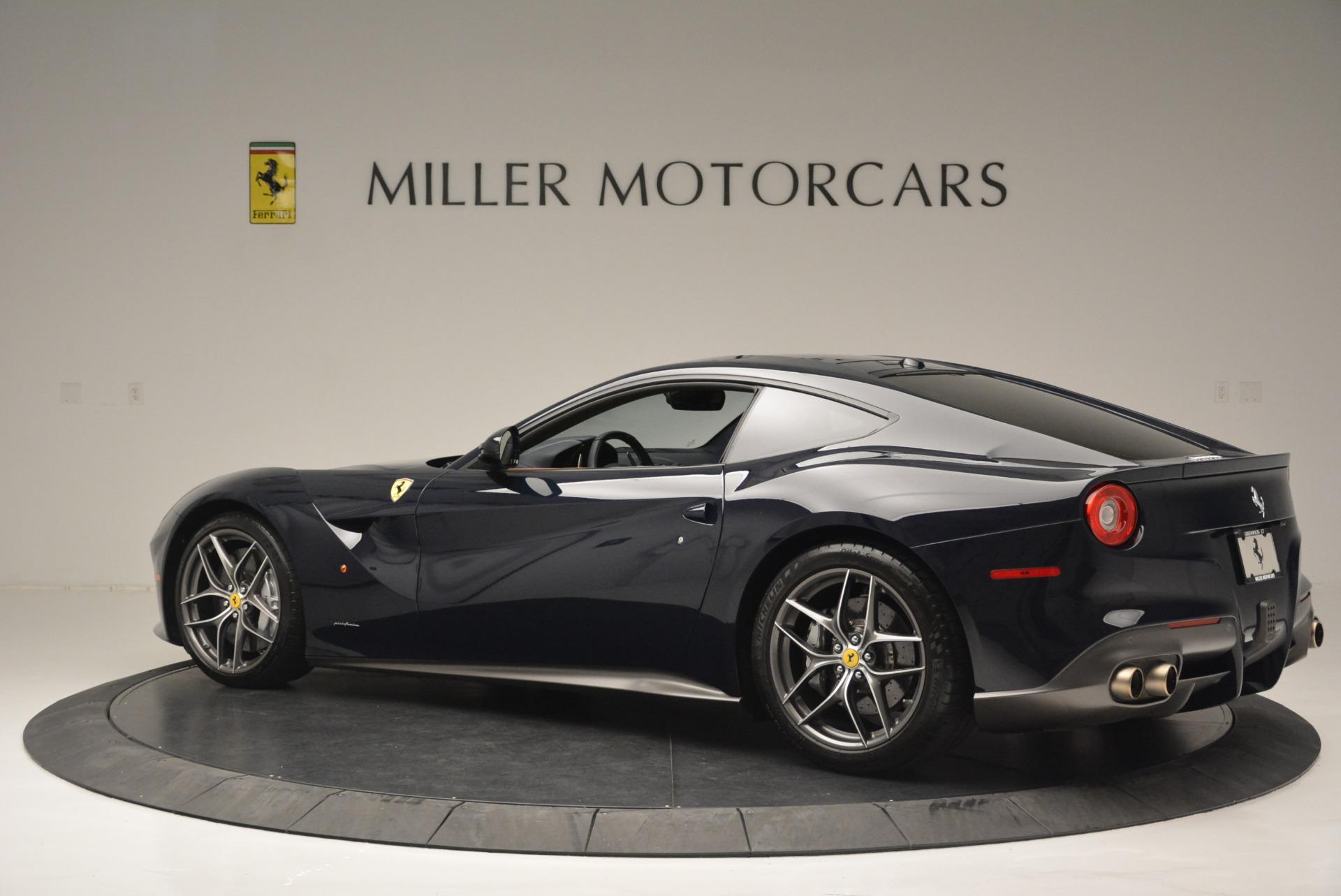 Used 2017 Ferrari F12 Berlinetta  For Sale In Greenwich, CT. Alfa Romeo of Greenwich, 4495 2465_p4