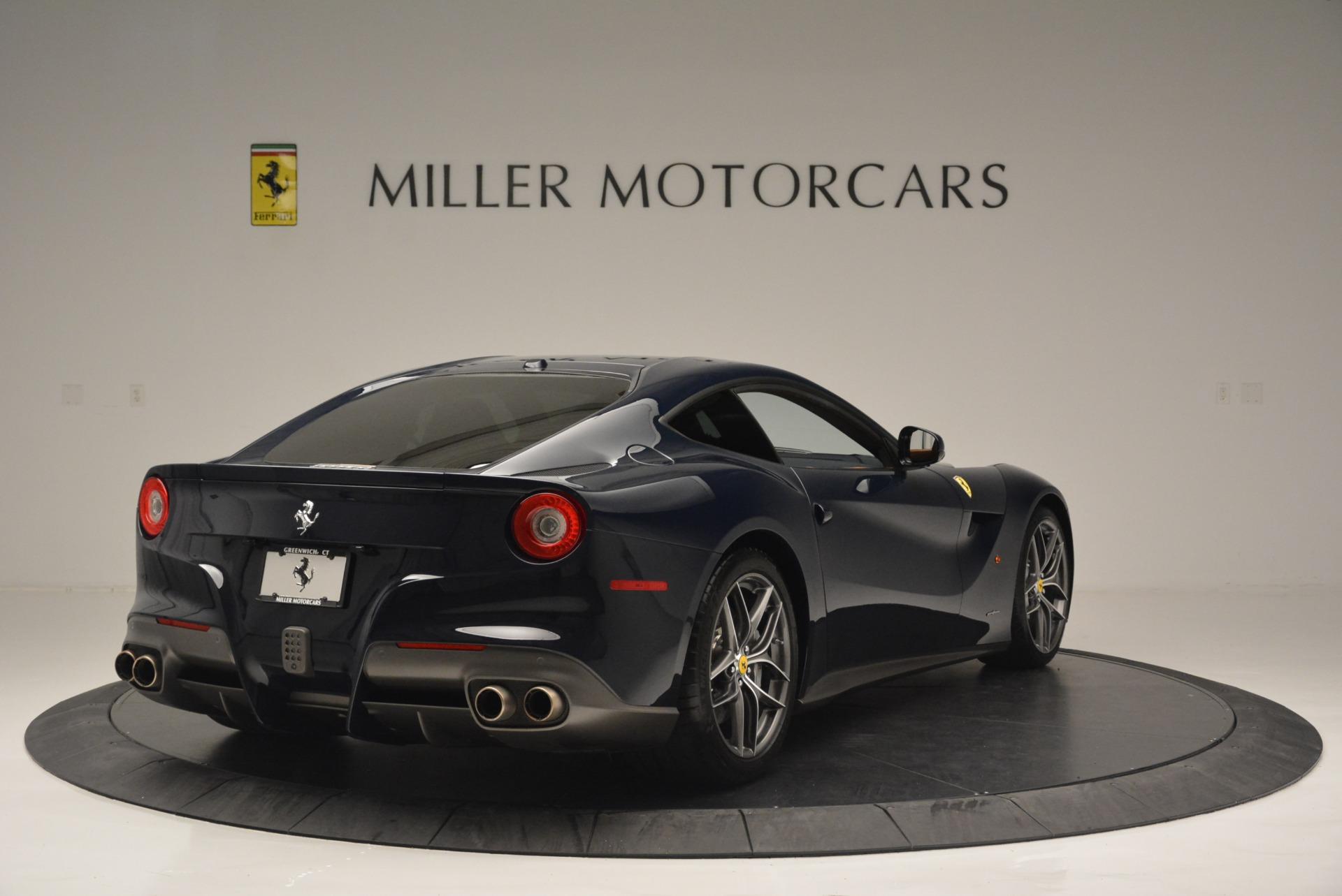 Used 2017 Ferrari F12 Berlinetta  For Sale In Greenwich, CT. Alfa Romeo of Greenwich, 4495 2465_p7