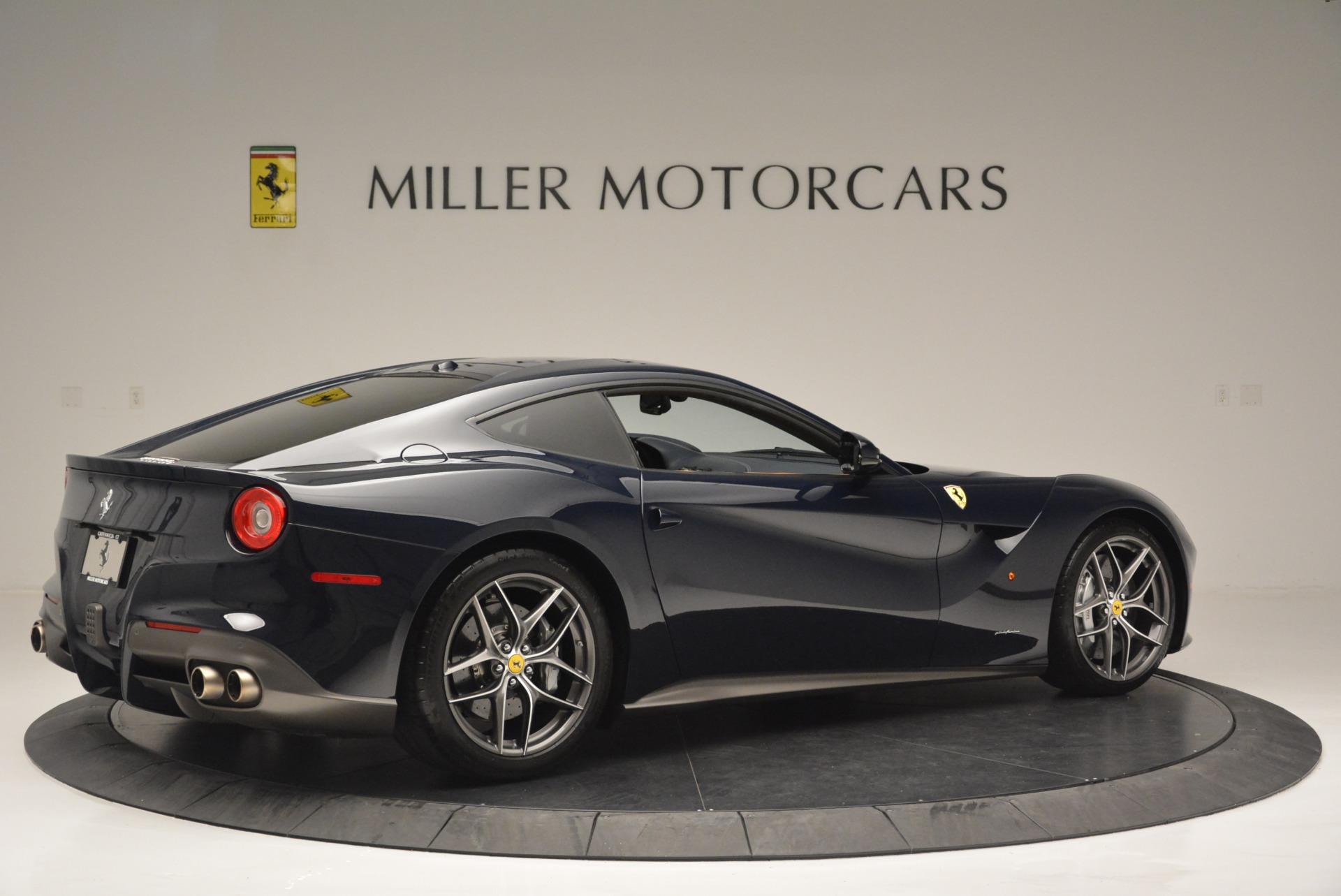 Used 2017 Ferrari F12 Berlinetta  For Sale In Greenwich, CT. Alfa Romeo of Greenwich, 4495 2465_p8