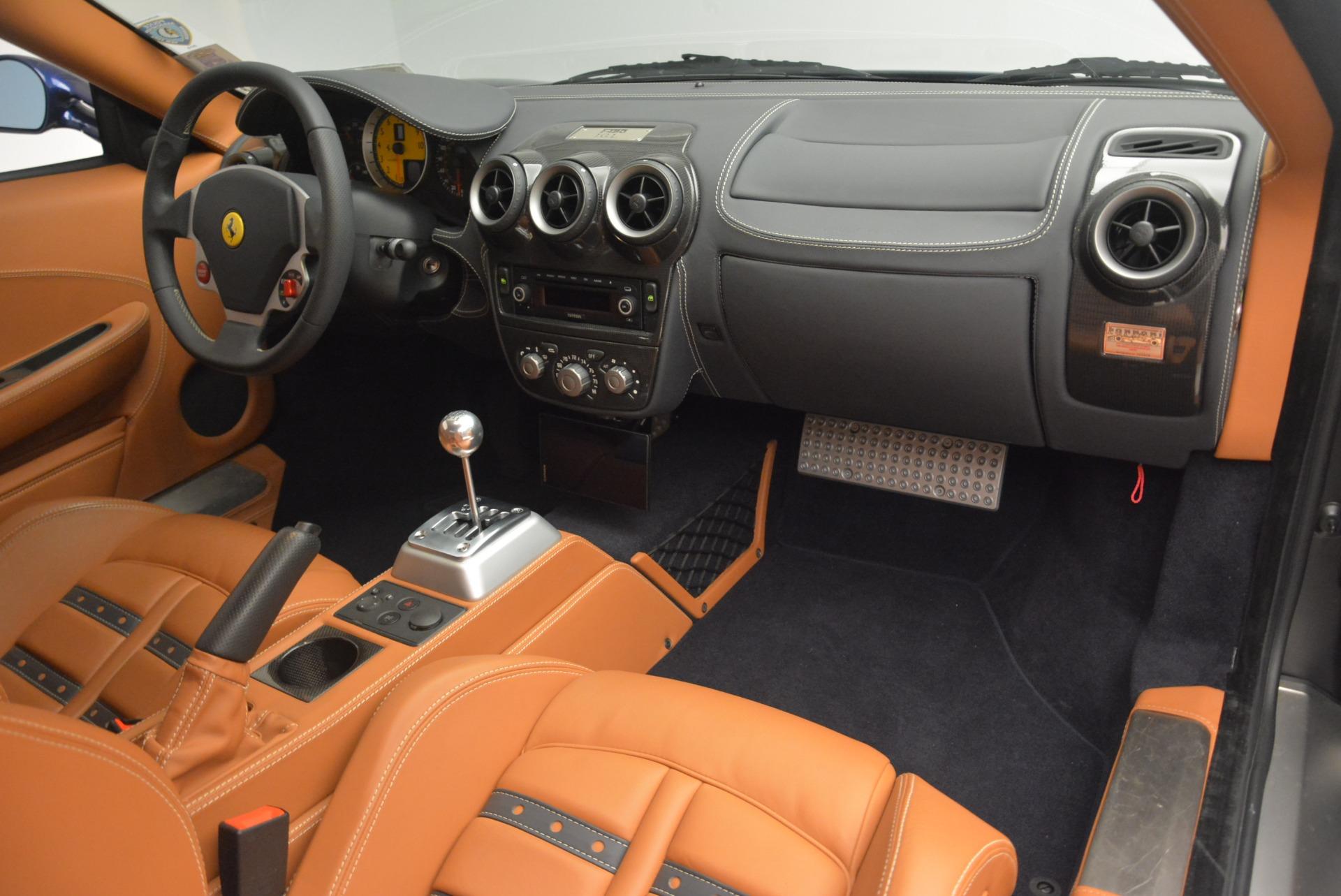 Used 2009 Ferrari F430 6-Speed Manual For Sale In Greenwich, CT. Alfa Romeo of Greenwich, 4496C 2466_p18