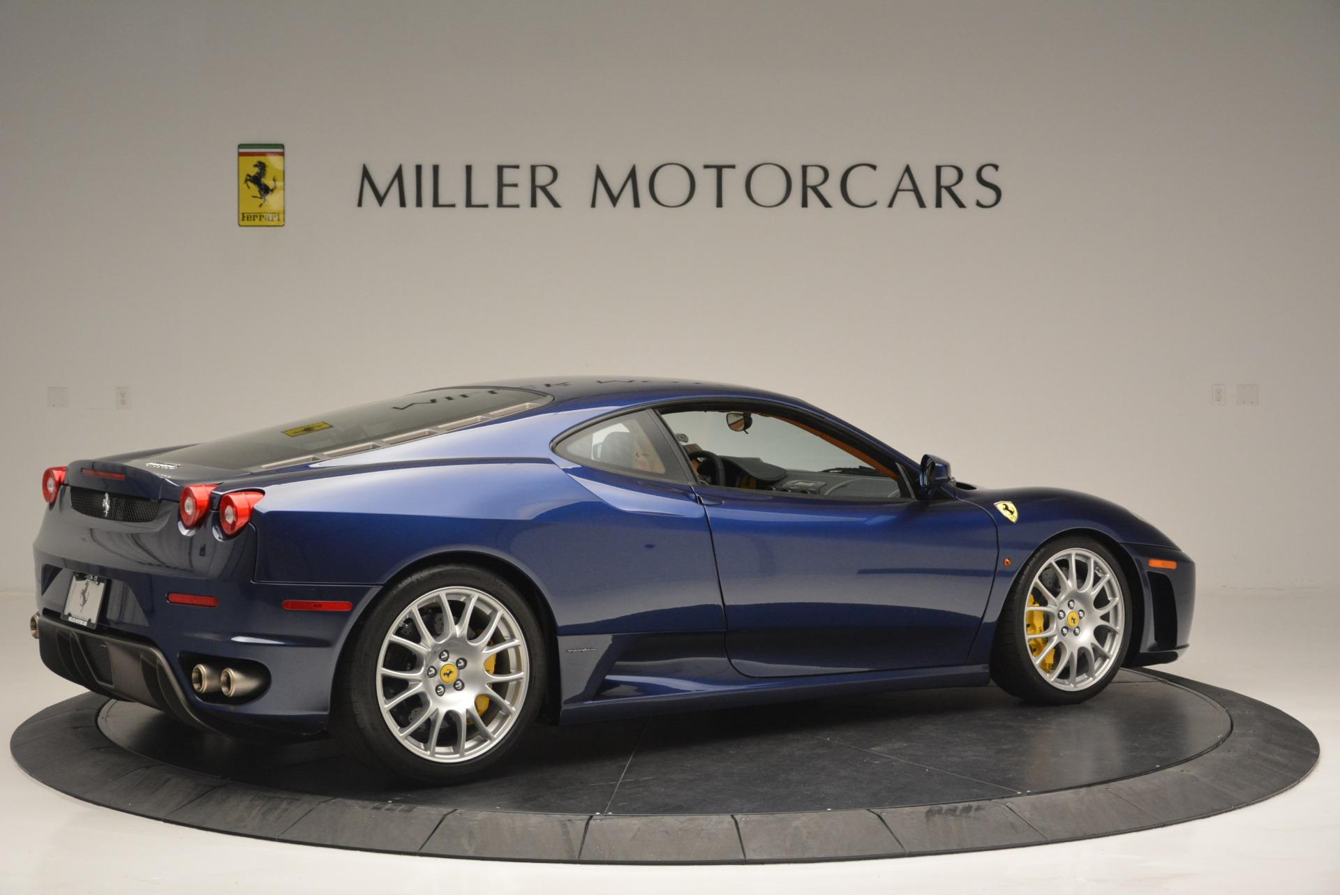 Used 2009 Ferrari F430 6-Speed Manual For Sale In Greenwich, CT. Alfa Romeo of Greenwich, 4496C 2466_p8