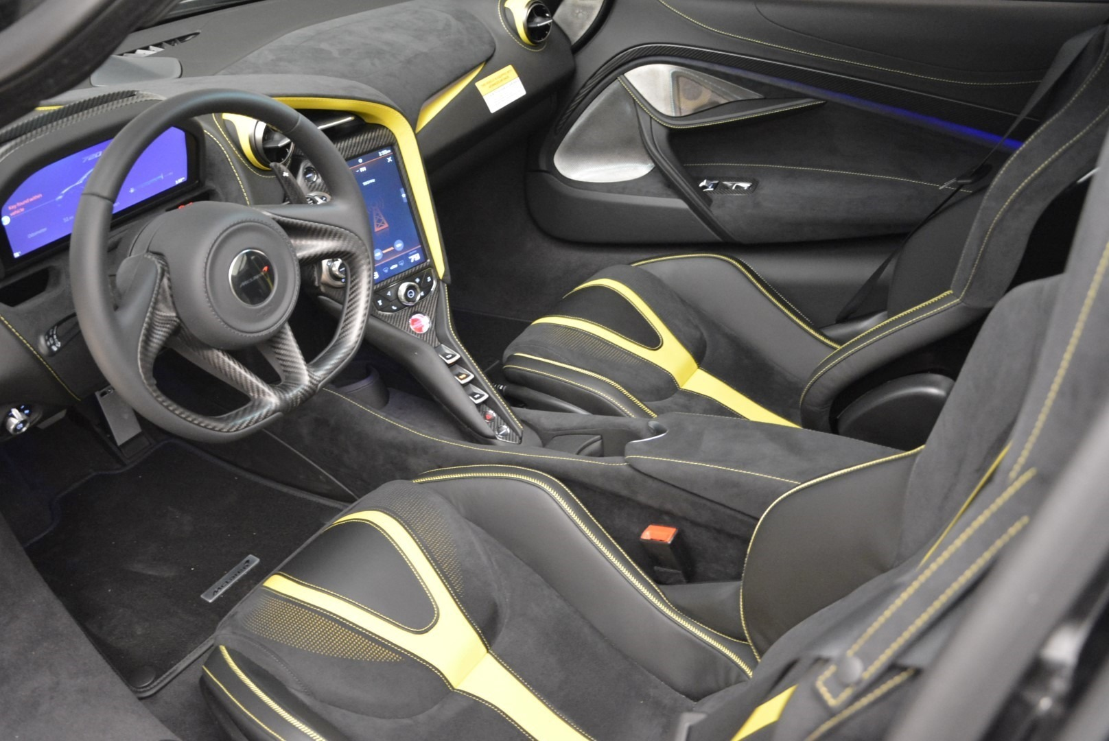 Used 2018 McLaren 720S Coupe For Sale In Greenwich, CT. Alfa Romeo of Greenwich, 3143 2474_p15