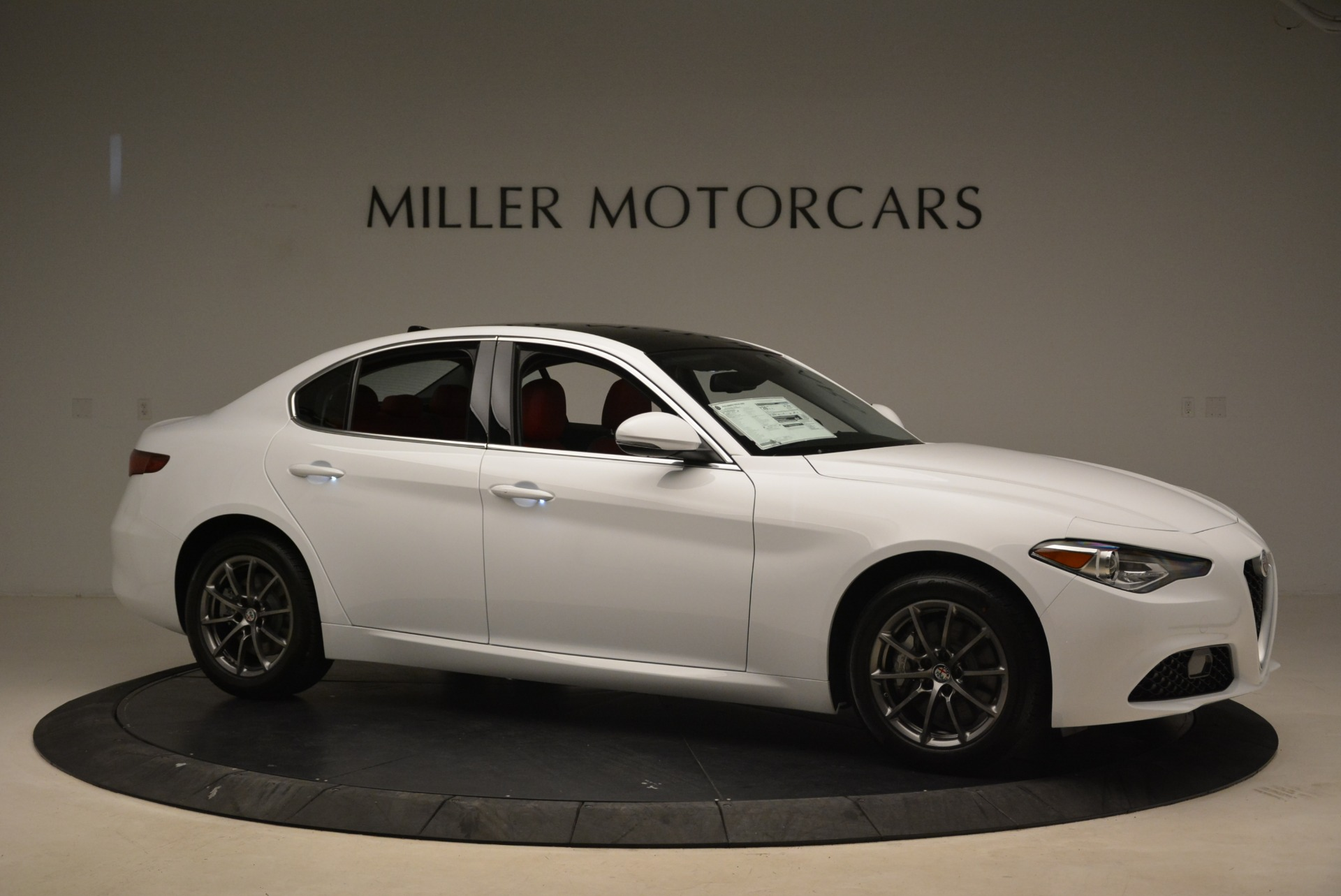New 2018 Alfa Romeo Giulia Q4 For Sale In Greenwich, CT. Alfa Romeo of Greenwich, L556 2475_p10