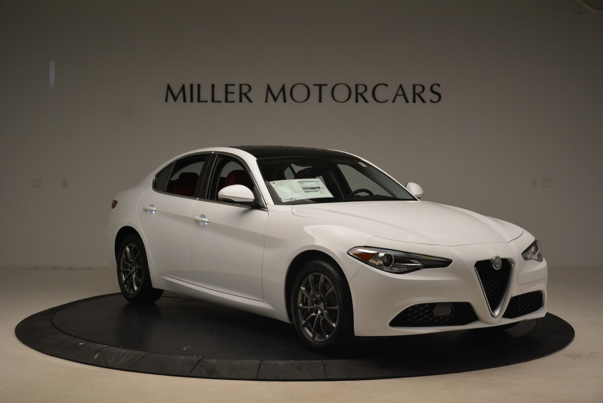 New 2018 Alfa Romeo Giulia Q4 For Sale In Greenwich, CT. Alfa Romeo of Greenwich, L556 2475_p11