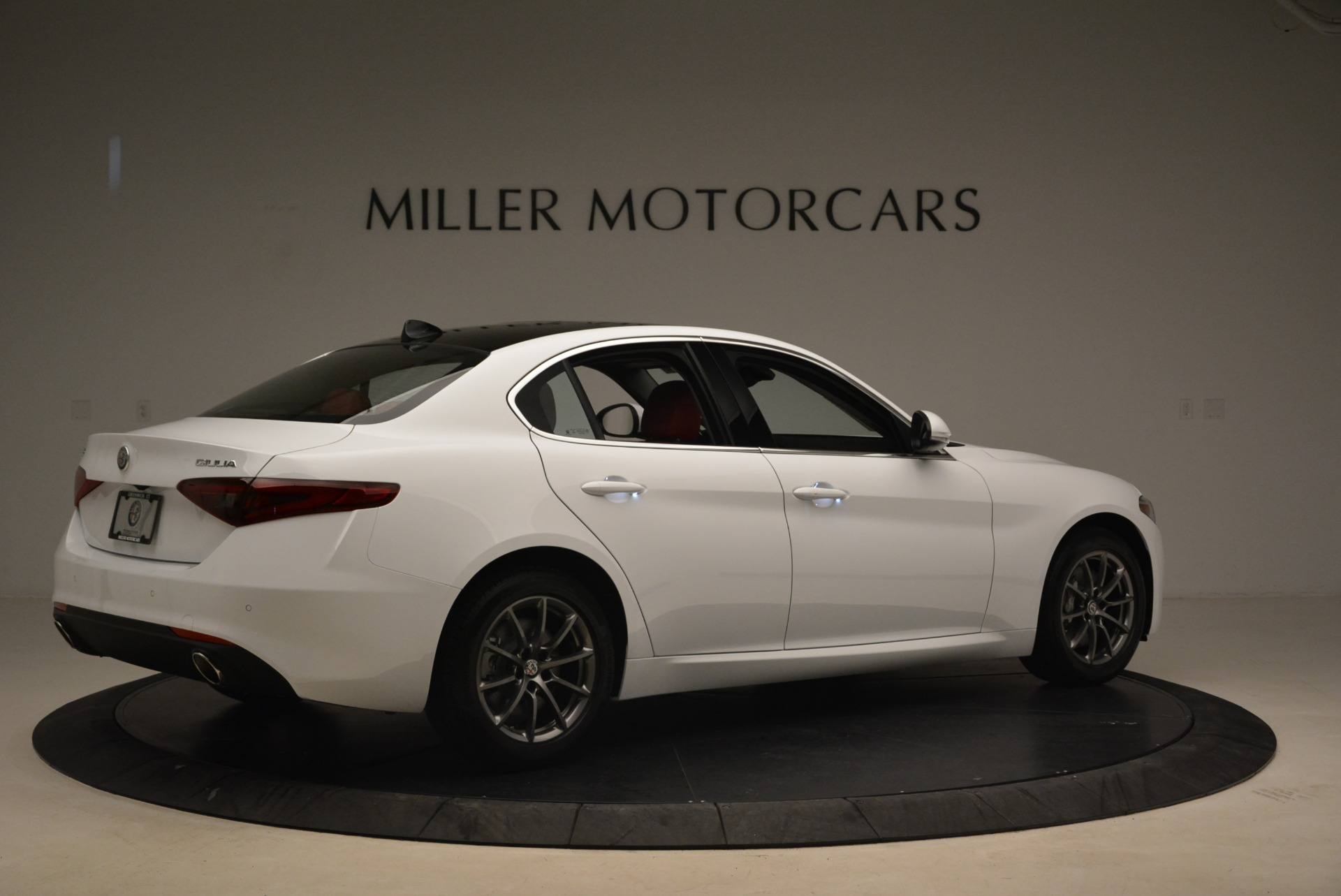 New 2018 Alfa Romeo Giulia Q4 For Sale In Greenwich, CT. Alfa Romeo of Greenwich, L556 2475_p8