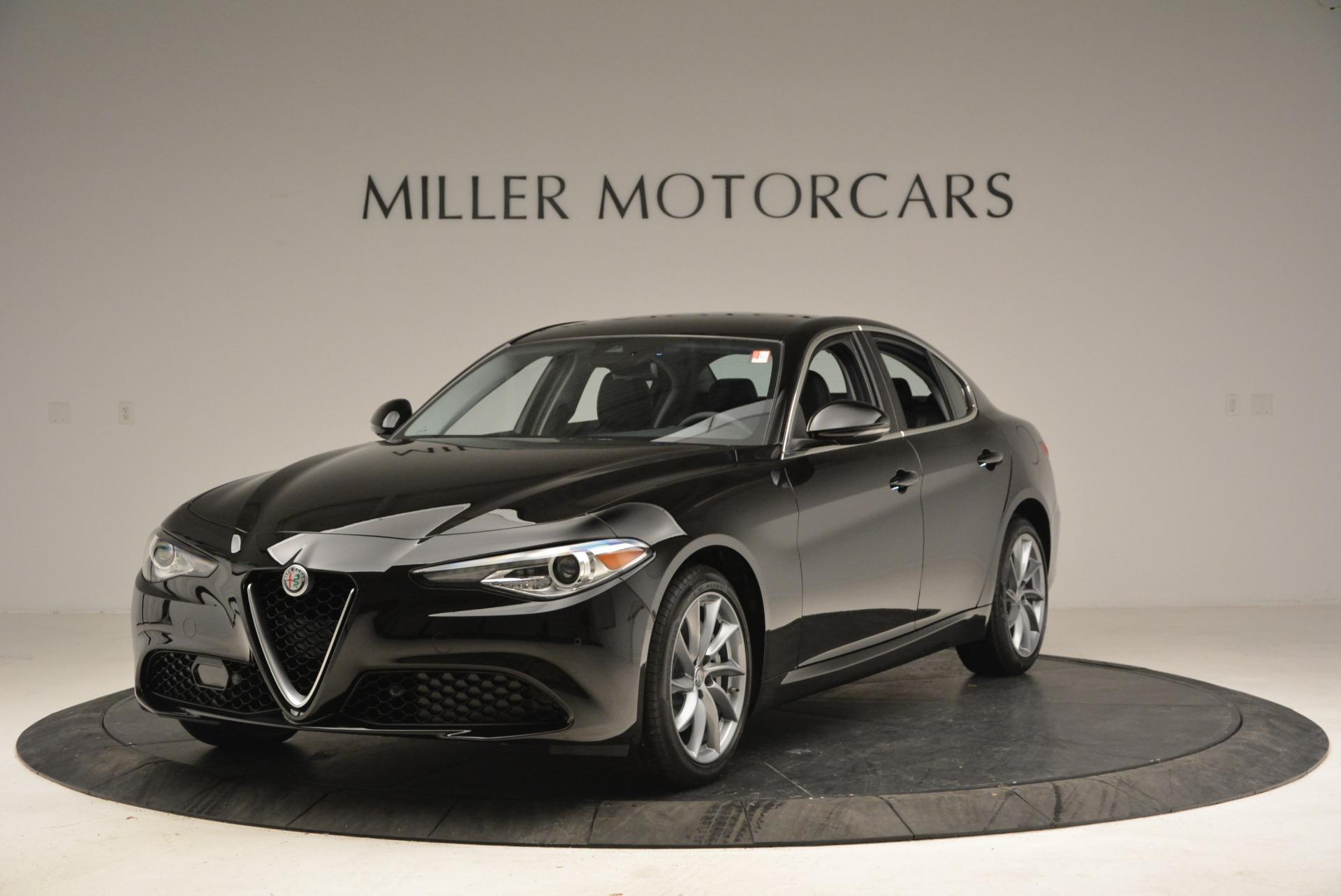 New 2018 Alfa Romeo Giulia Q4 For Sale In Greenwich, CT. Alfa Romeo of Greenwich, LW224 2476_main