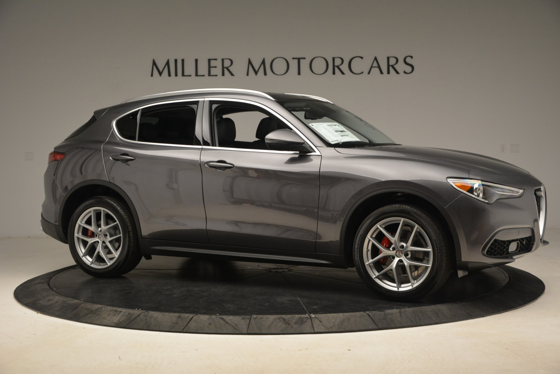 New 2018 Alfa Romeo Stelvio Ti Q4 For Sale In Greenwich, CT. Alfa Romeo of Greenwich, LW229 2478_p10