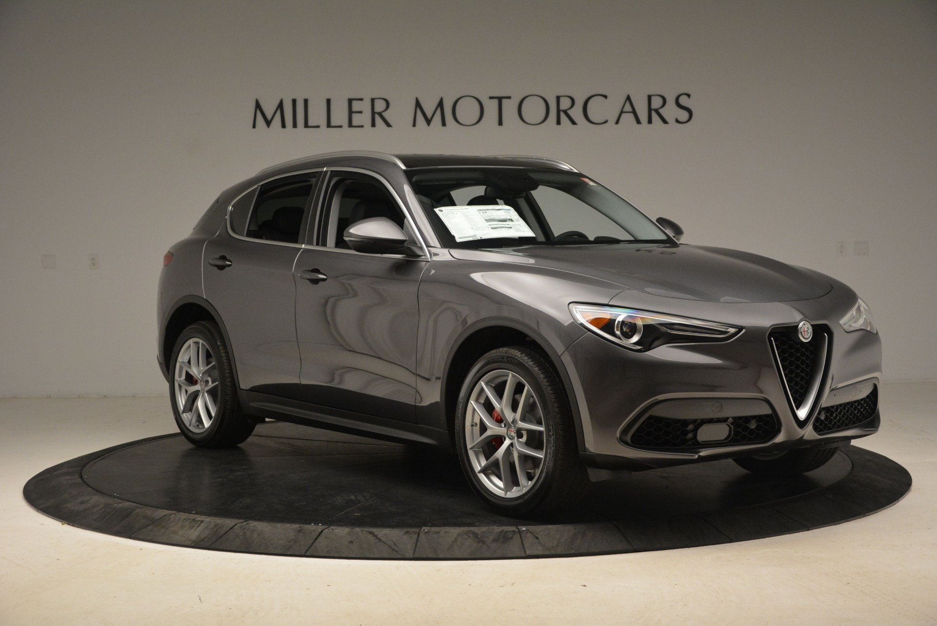 New 2018 Alfa Romeo Stelvio Ti Q4 For Sale In Greenwich, CT. Alfa Romeo of Greenwich, LW229 2478_p11