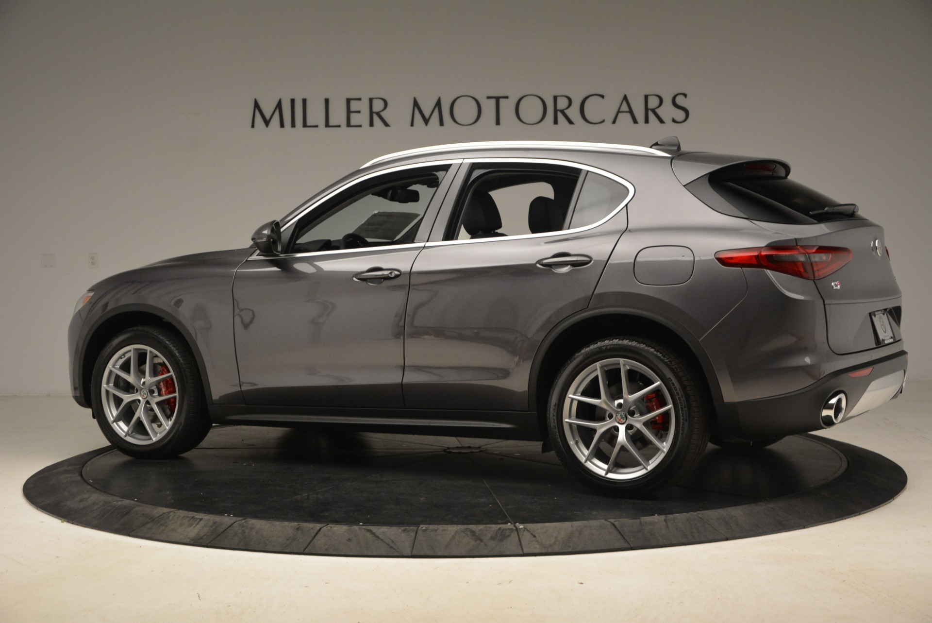 New 2018 Alfa Romeo Stelvio Ti Q4 For Sale In Greenwich, CT. Alfa Romeo of Greenwich, LW229 2478_p4