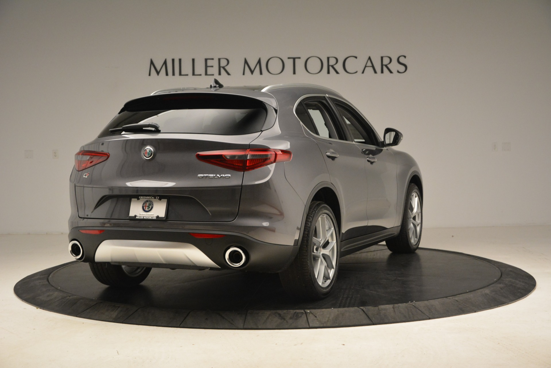 New 2018 Alfa Romeo Stelvio Ti Q4 For Sale In Greenwich, CT. Alfa Romeo of Greenwich, LW229 2478_p7