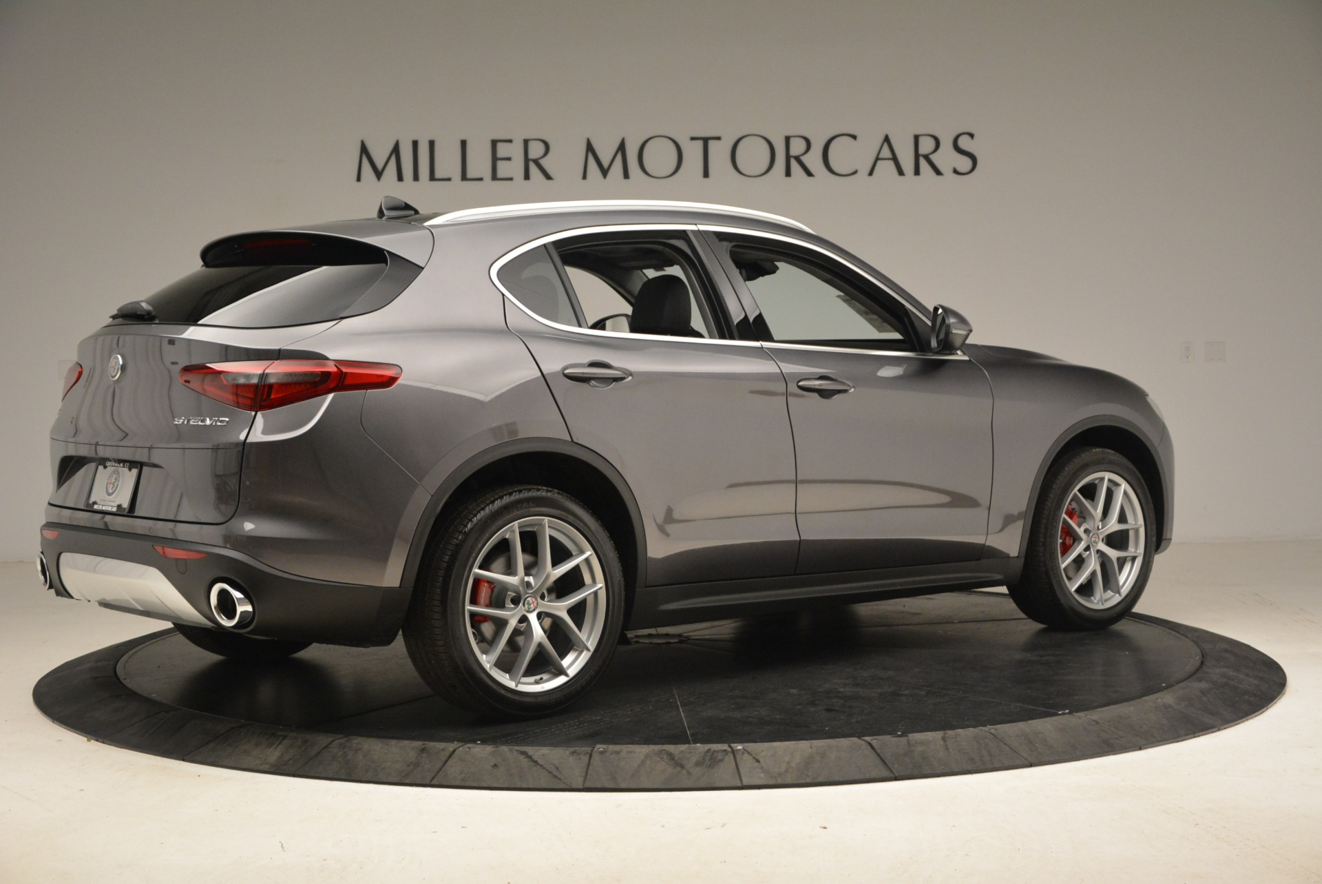 New 2018 Alfa Romeo Stelvio Ti Q4 For Sale In Greenwich, CT. Alfa Romeo of Greenwich, LW229 2478_p8