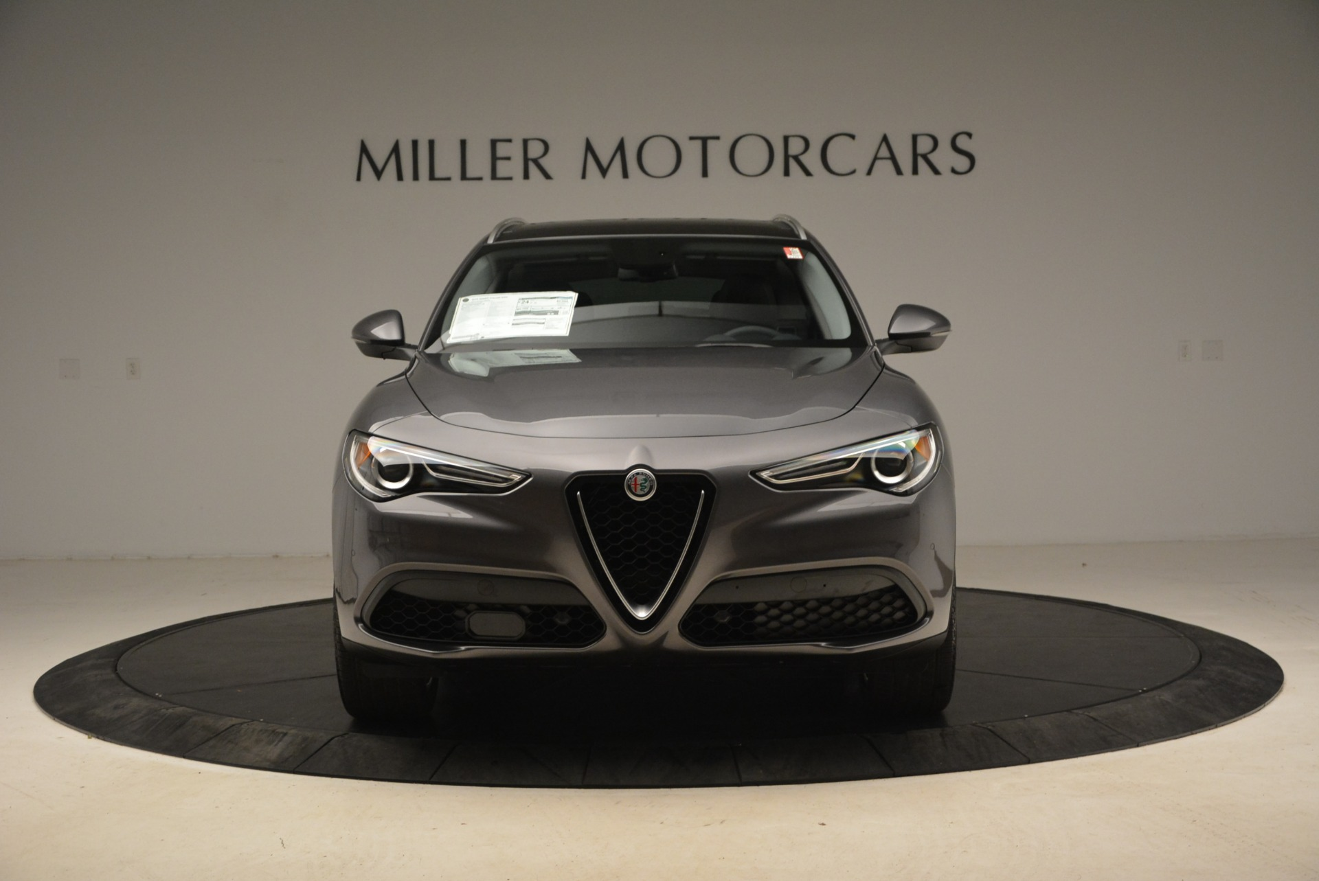 New 2018 Alfa Romeo Stelvio Ti Q4 For Sale In Greenwich, CT. Alfa Romeo of Greenwich, LW231 2480_p12