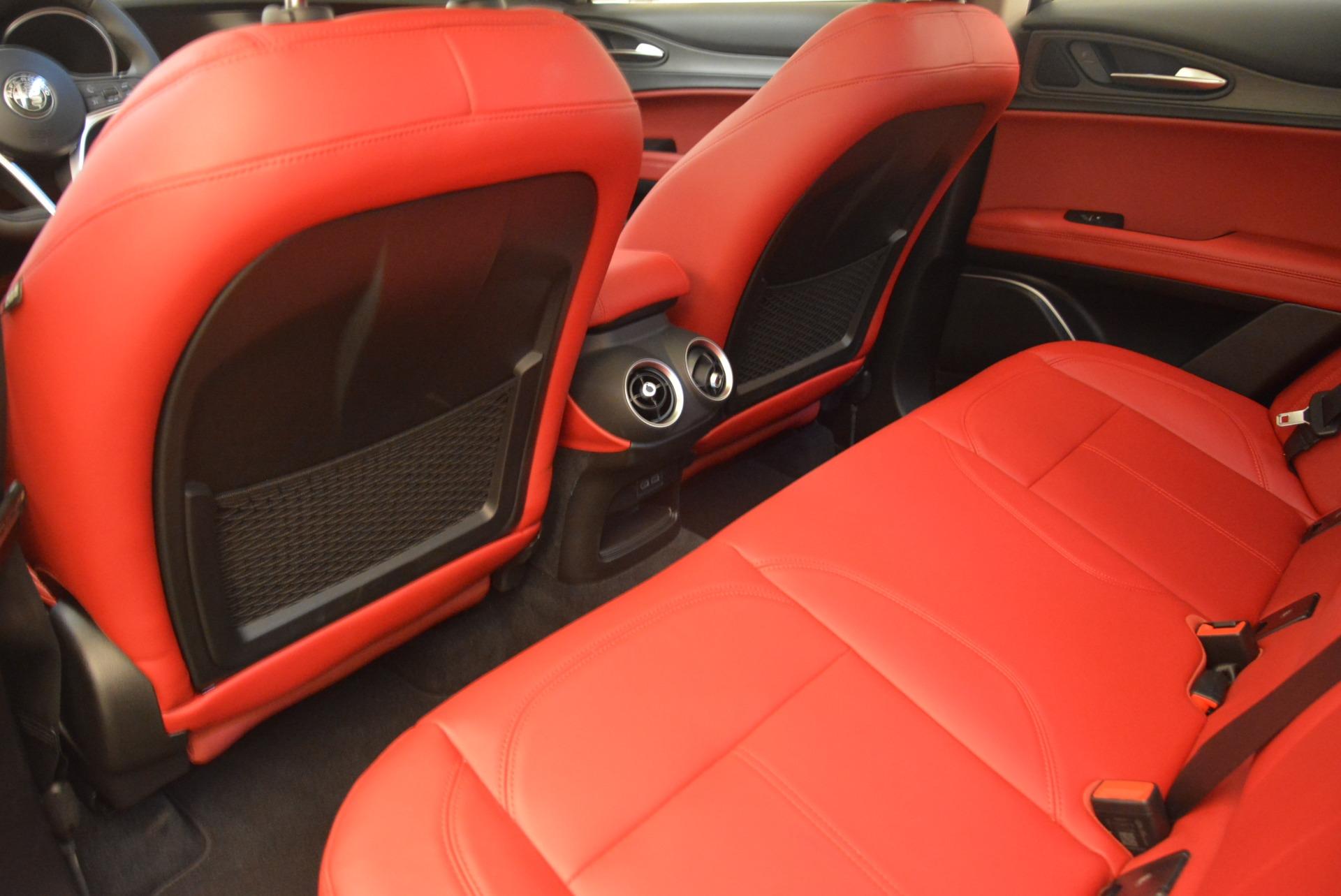 New 2018 Alfa Romeo Stelvio Ti Q4 For Sale In Greenwich, CT. Alfa Romeo of Greenwich, LW231 2480_p16