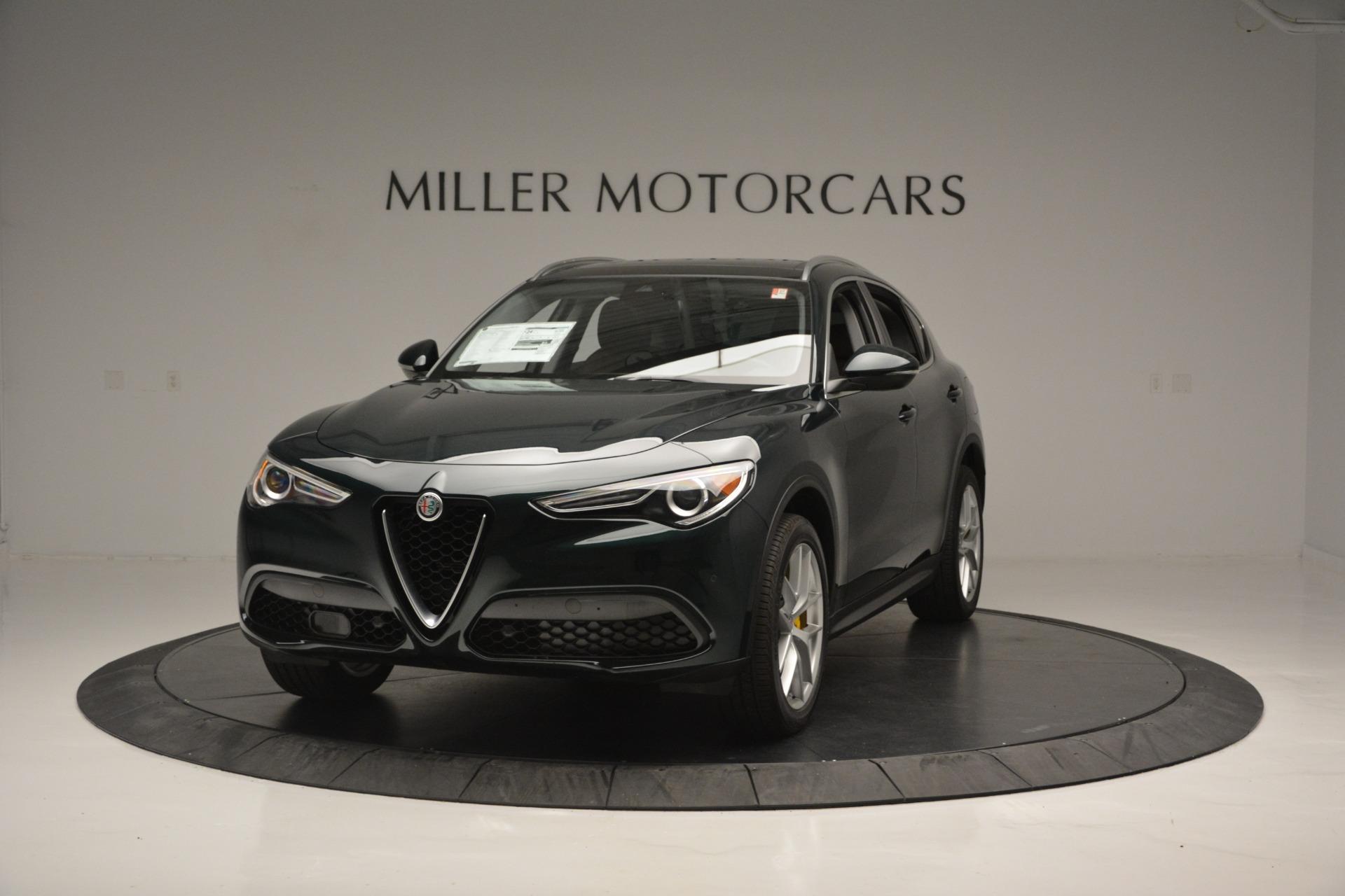 2018 Alfa Romeo Stelvio Ti Lusso Q4 Stock Lw233 For Sale Near