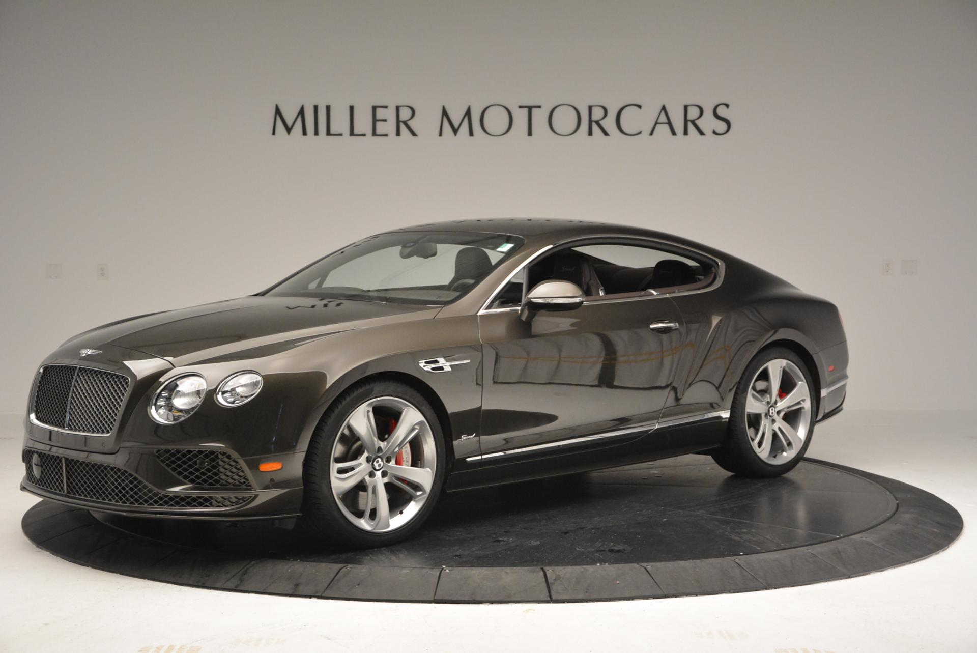 Used 2016 Bentley Continental GT Speed  For Sale In Greenwich, CT. Alfa Romeo of Greenwich, 6931 25_p3