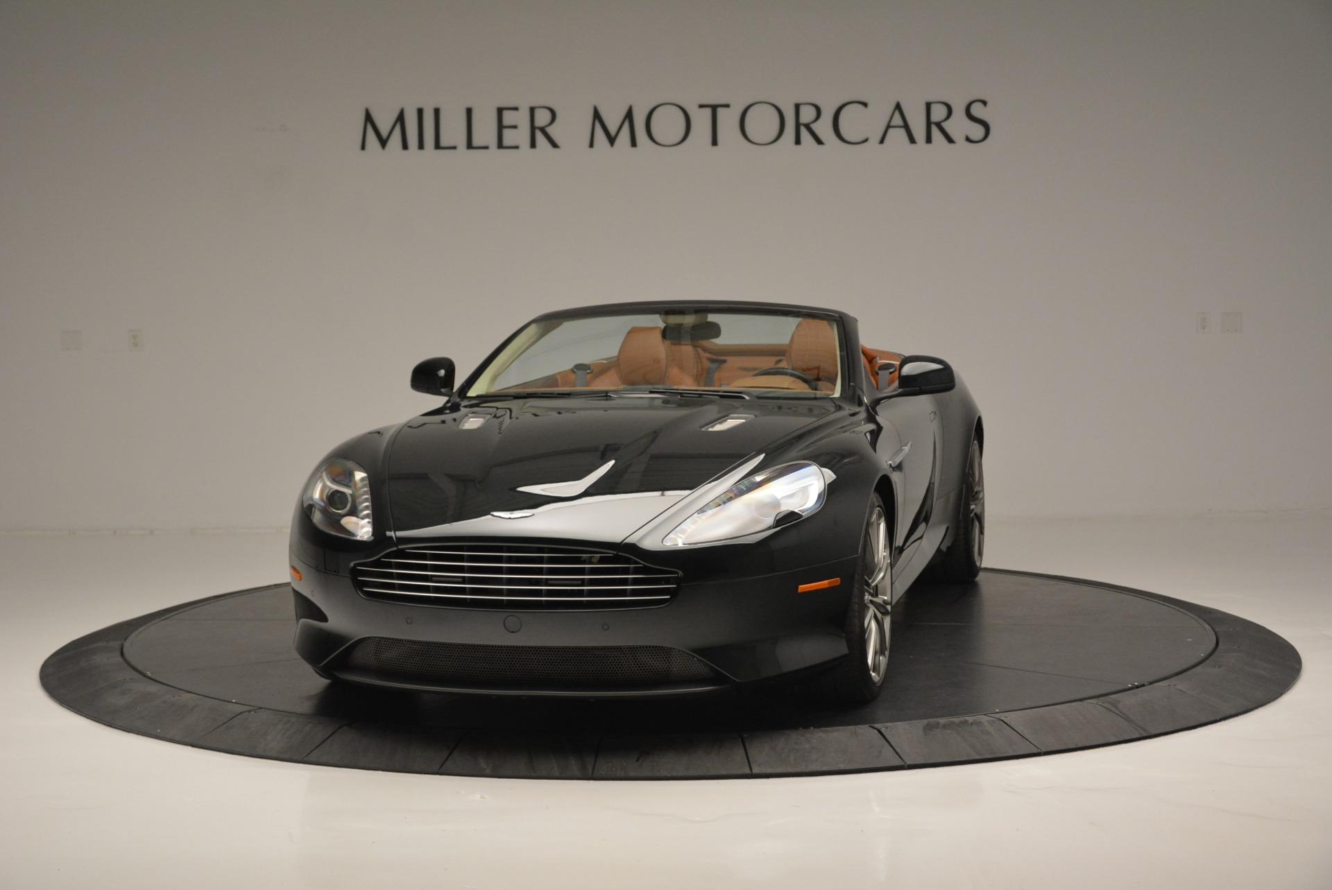 Used 2012 Aston Martin Virage Volante For Sale In Greenwich, CT. Alfa Romeo of Greenwich, 7641 2508_main