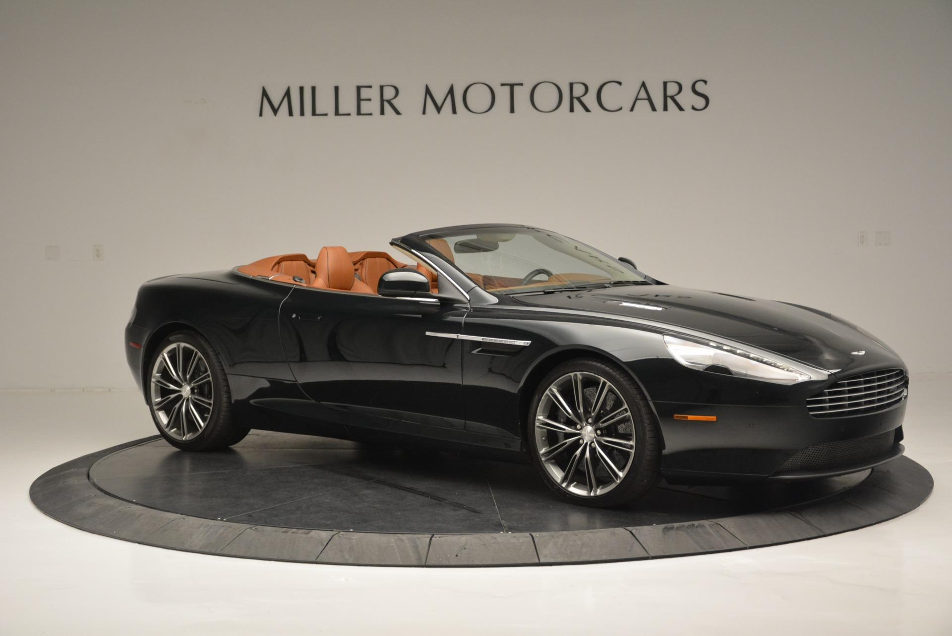 Used 2012 Aston Martin Virage Volante For Sale In Greenwich, CT. Alfa Romeo of Greenwich, 7641 2508_p10