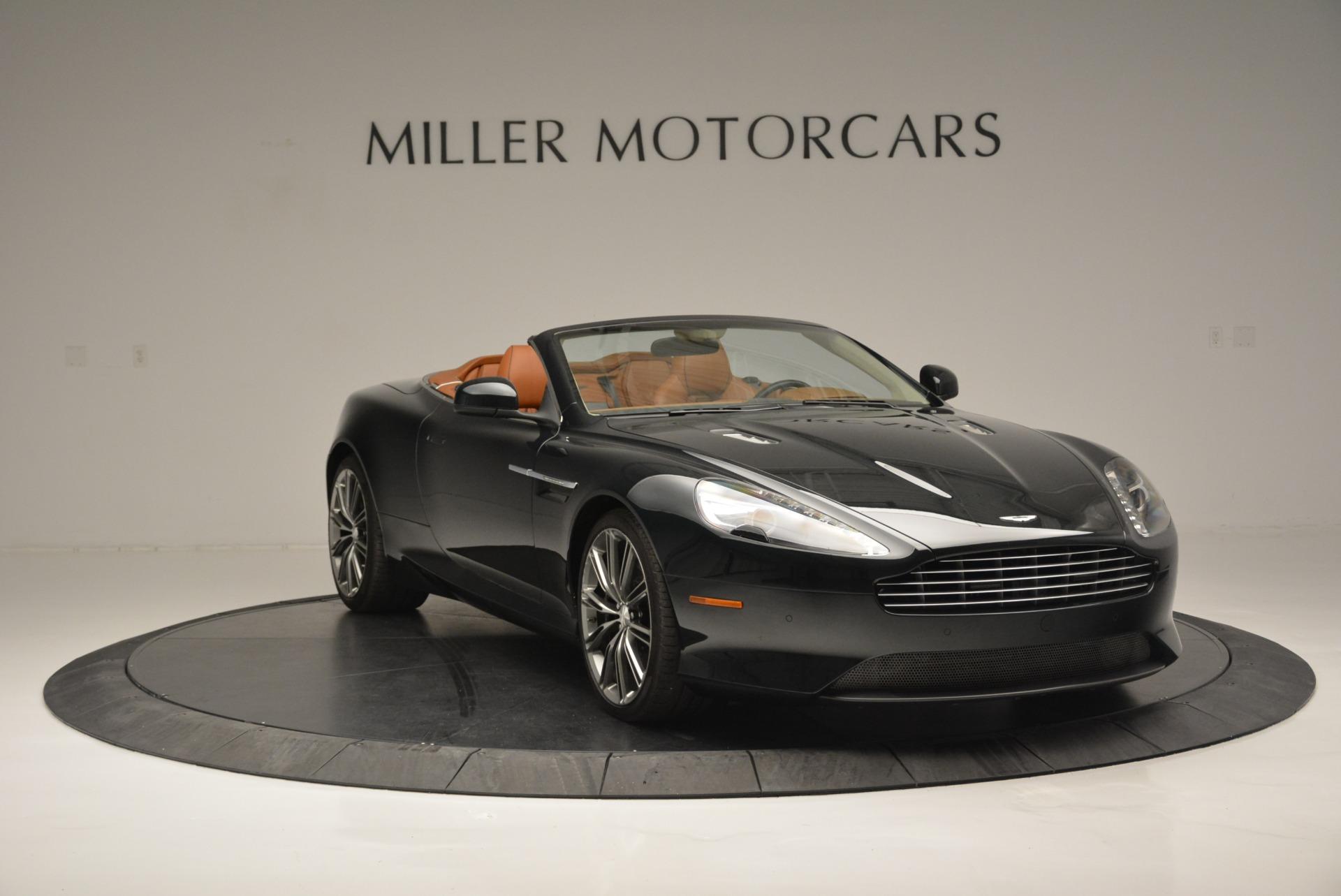 Used 2012 Aston Martin Virage Volante For Sale In Greenwich, CT. Alfa Romeo of Greenwich, 7641 2508_p11