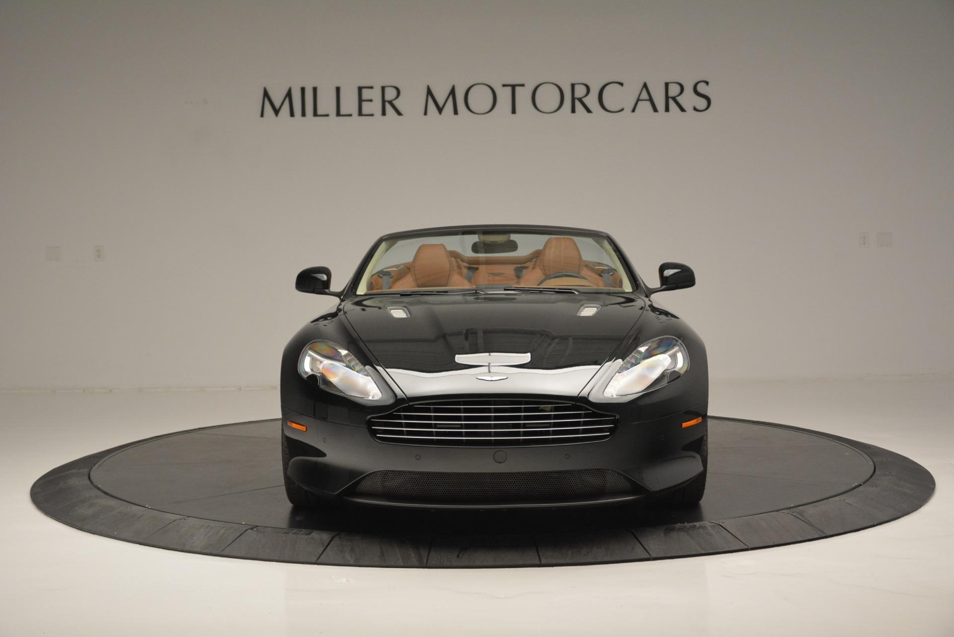 Used 2012 Aston Martin Virage Volante For Sale In Greenwich, CT. Alfa Romeo of Greenwich, 7641 2508_p12