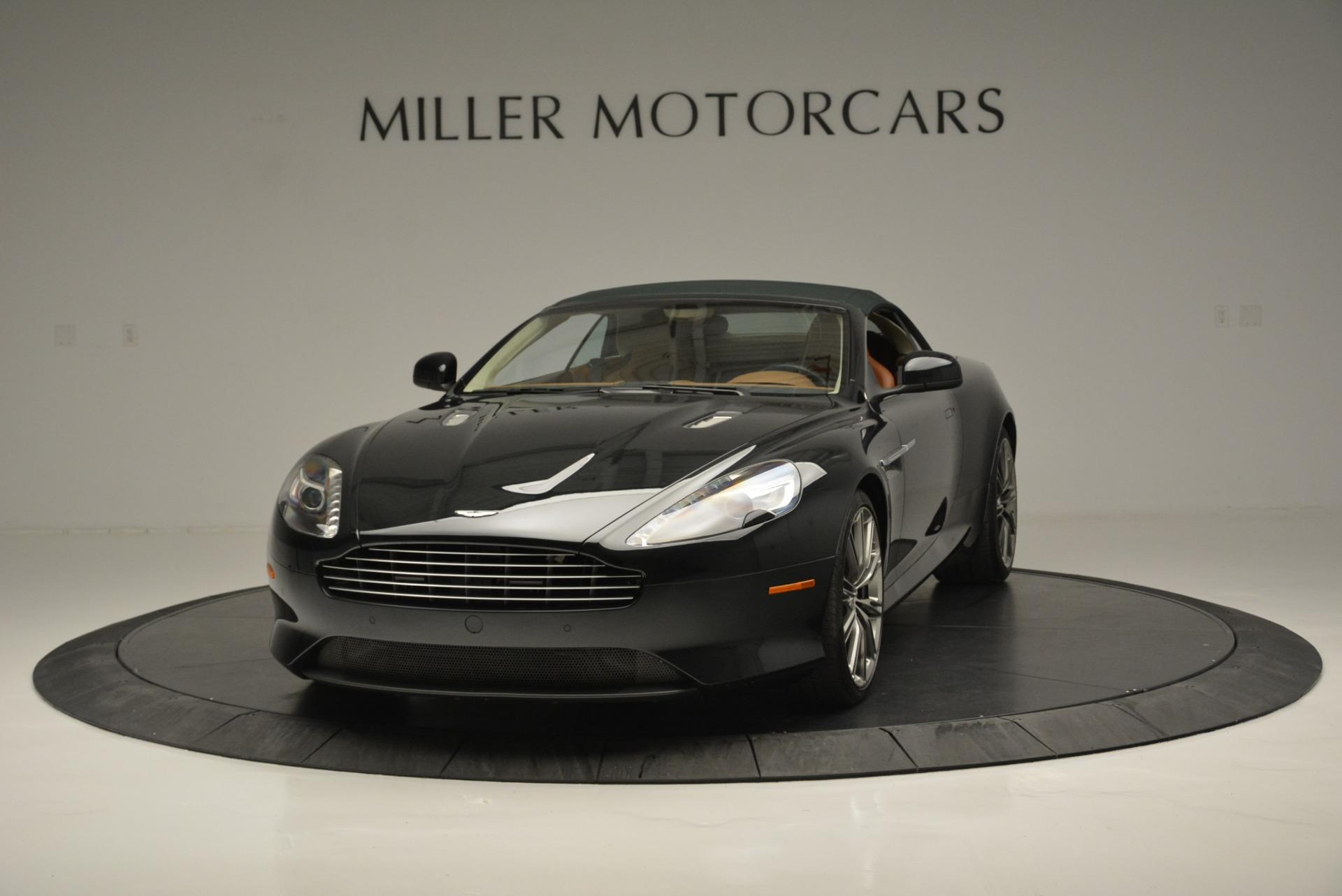 Used 2012 Aston Martin Virage Volante For Sale In Greenwich, CT. Alfa Romeo of Greenwich, 7641 2508_p13