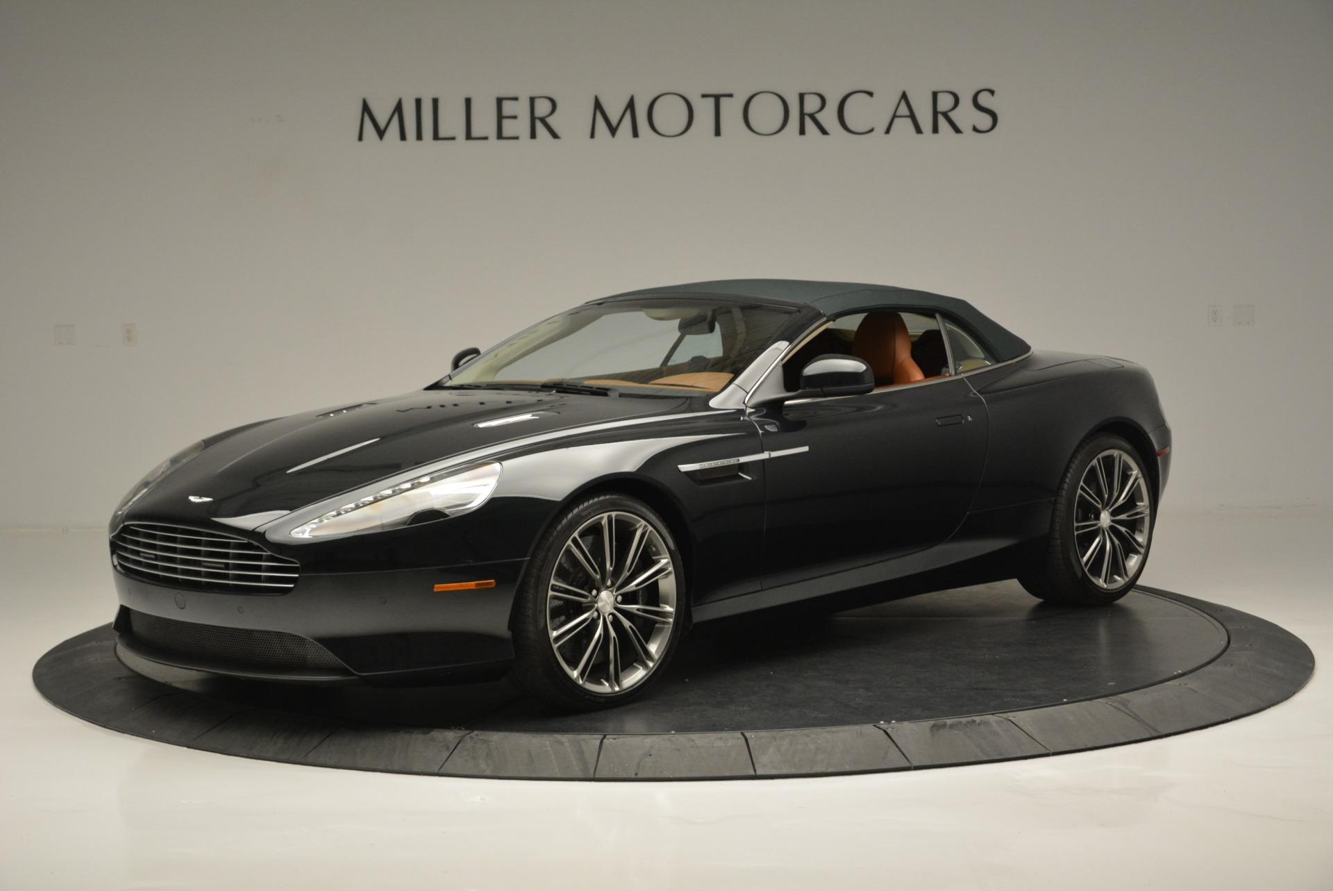 Used 2012 Aston Martin Virage Volante For Sale In Greenwich, CT. Alfa Romeo of Greenwich, 7641 2508_p14