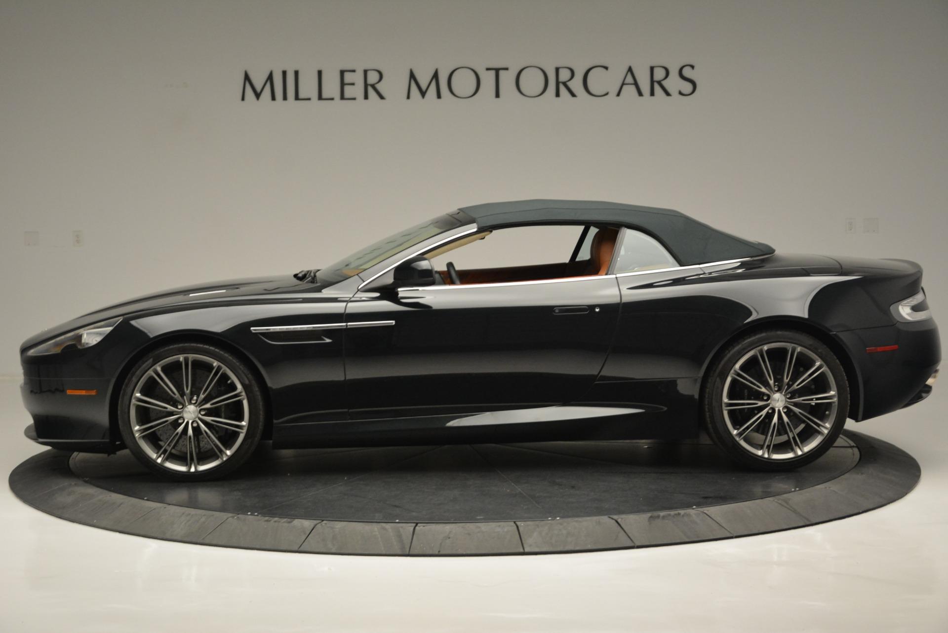 Used 2012 Aston Martin Virage Volante For Sale In Greenwich, CT. Alfa Romeo of Greenwich, 7641 2508_p15