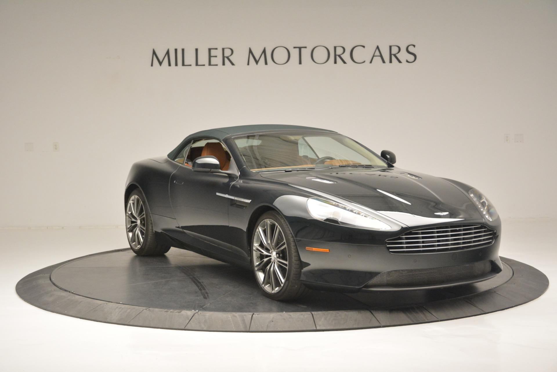 Used 2012 Aston Martin Virage Volante For Sale In Greenwich, CT. Alfa Romeo of Greenwich, 7641 2508_p18