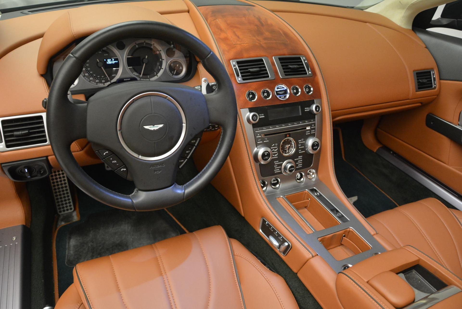 Used 2012 Aston Martin Virage Volante For Sale In Greenwich, CT. Alfa Romeo of Greenwich, 7641 2508_p20