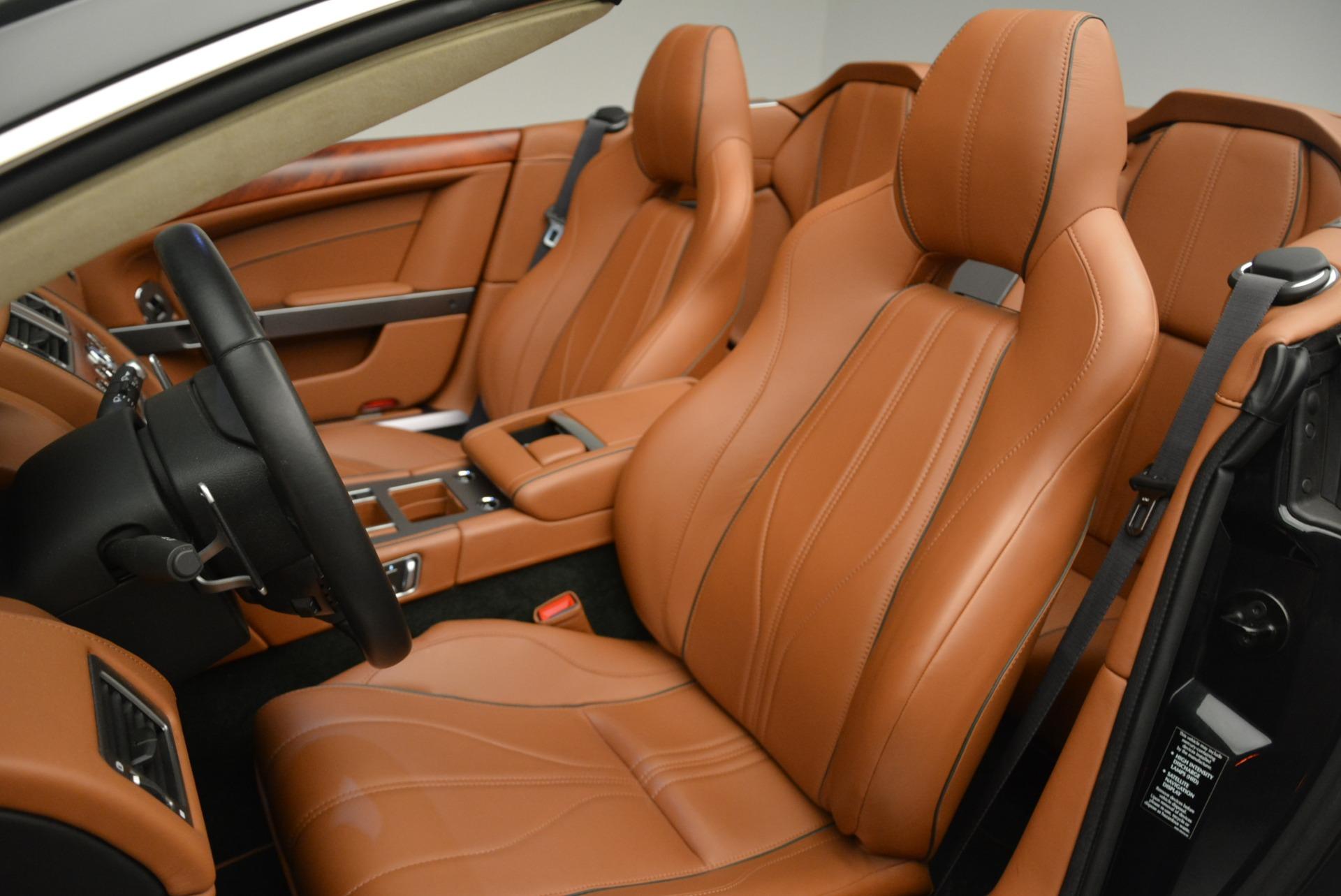 Used 2012 Aston Martin Virage Volante For Sale In Greenwich, CT. Alfa Romeo of Greenwich, 7641 2508_p21