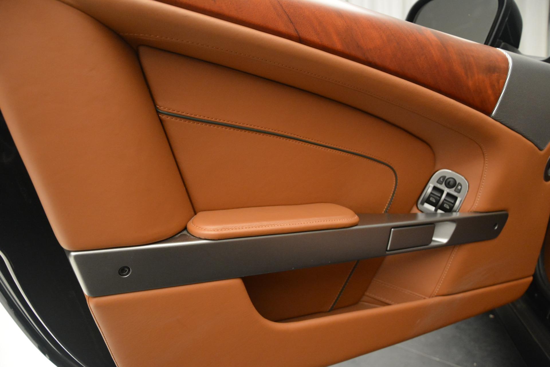 Used 2012 Aston Martin Virage Volante For Sale In Greenwich, CT. Alfa Romeo of Greenwich, 7641 2508_p23