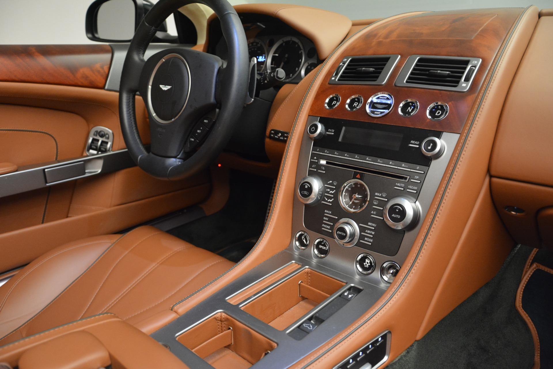 Used 2012 Aston Martin Virage Volante For Sale In Greenwich, CT. Alfa Romeo of Greenwich, 7641 2508_p24