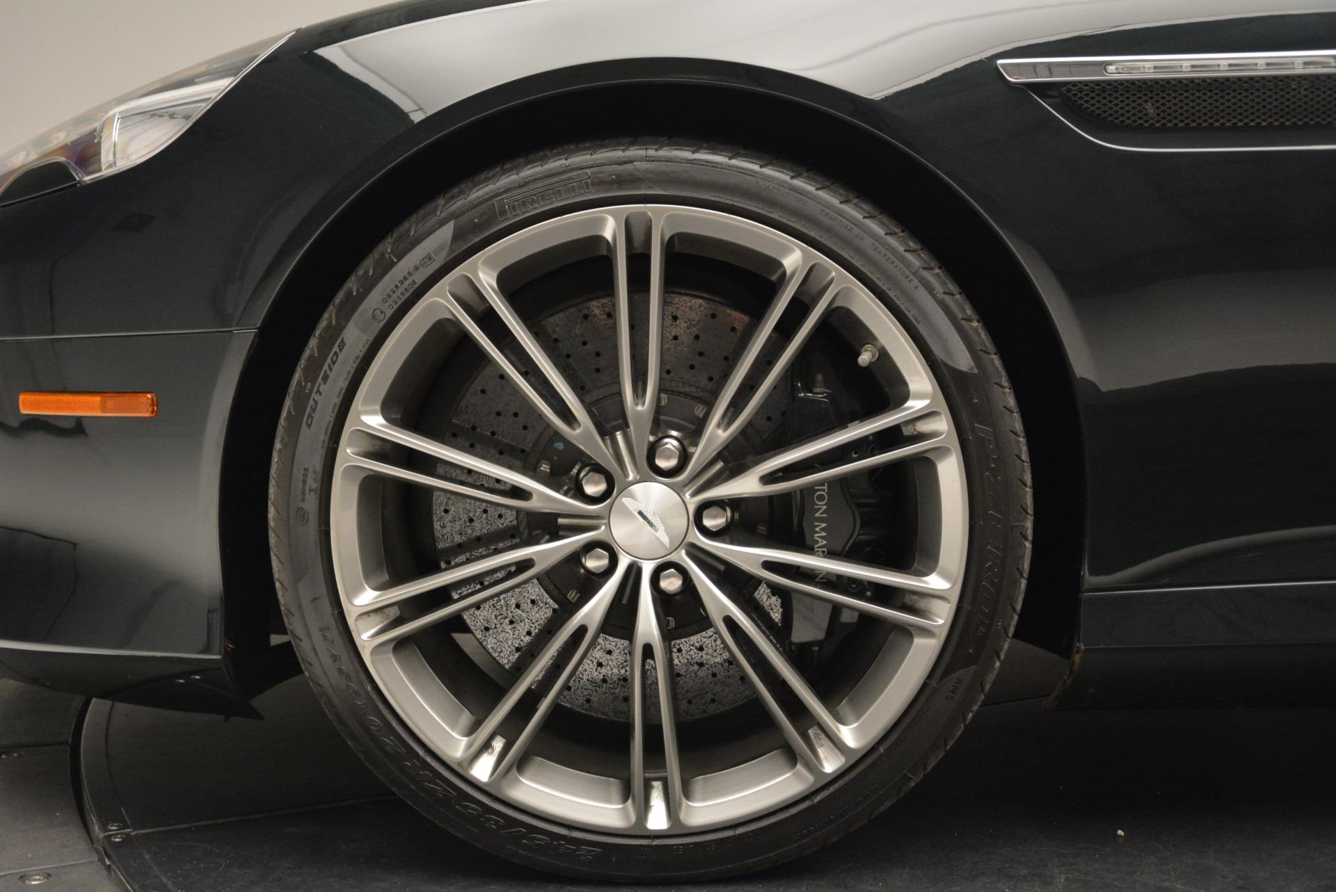 Used 2012 Aston Martin Virage Volante For Sale In Greenwich, CT. Alfa Romeo of Greenwich, 7641 2508_p26