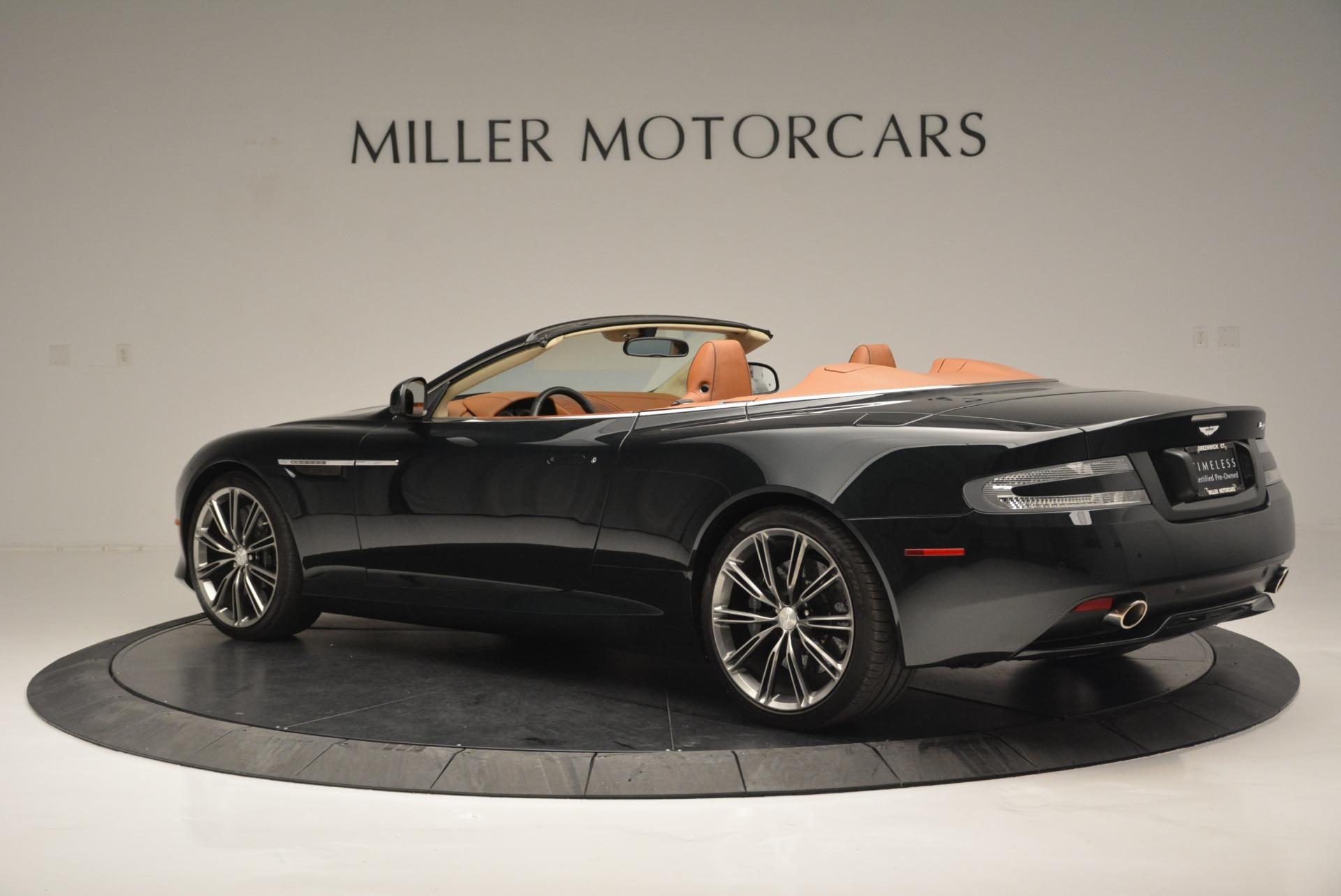Used 2012 Aston Martin Virage Volante For Sale In Greenwich, CT. Alfa Romeo of Greenwich, 7641 2508_p4