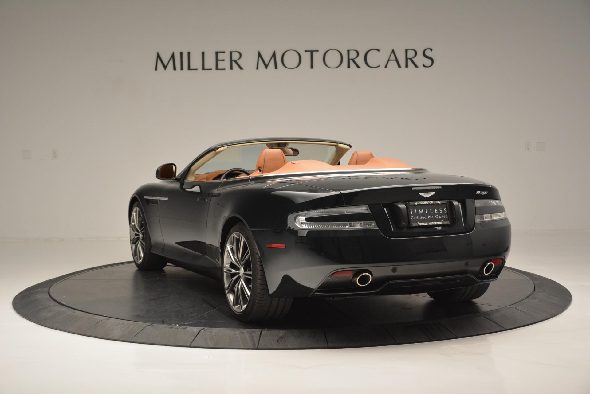 Used 2012 Aston Martin Virage Volante For Sale In Greenwich, CT. Alfa Romeo of Greenwich, 7641 2508_p5