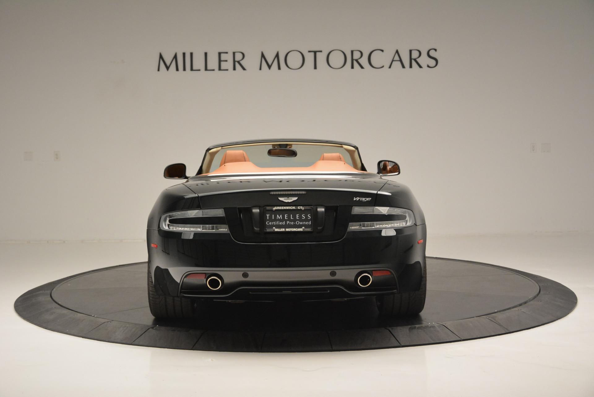 Used 2012 Aston Martin Virage Volante For Sale In Greenwich, CT. Alfa Romeo of Greenwich, 7641 2508_p6