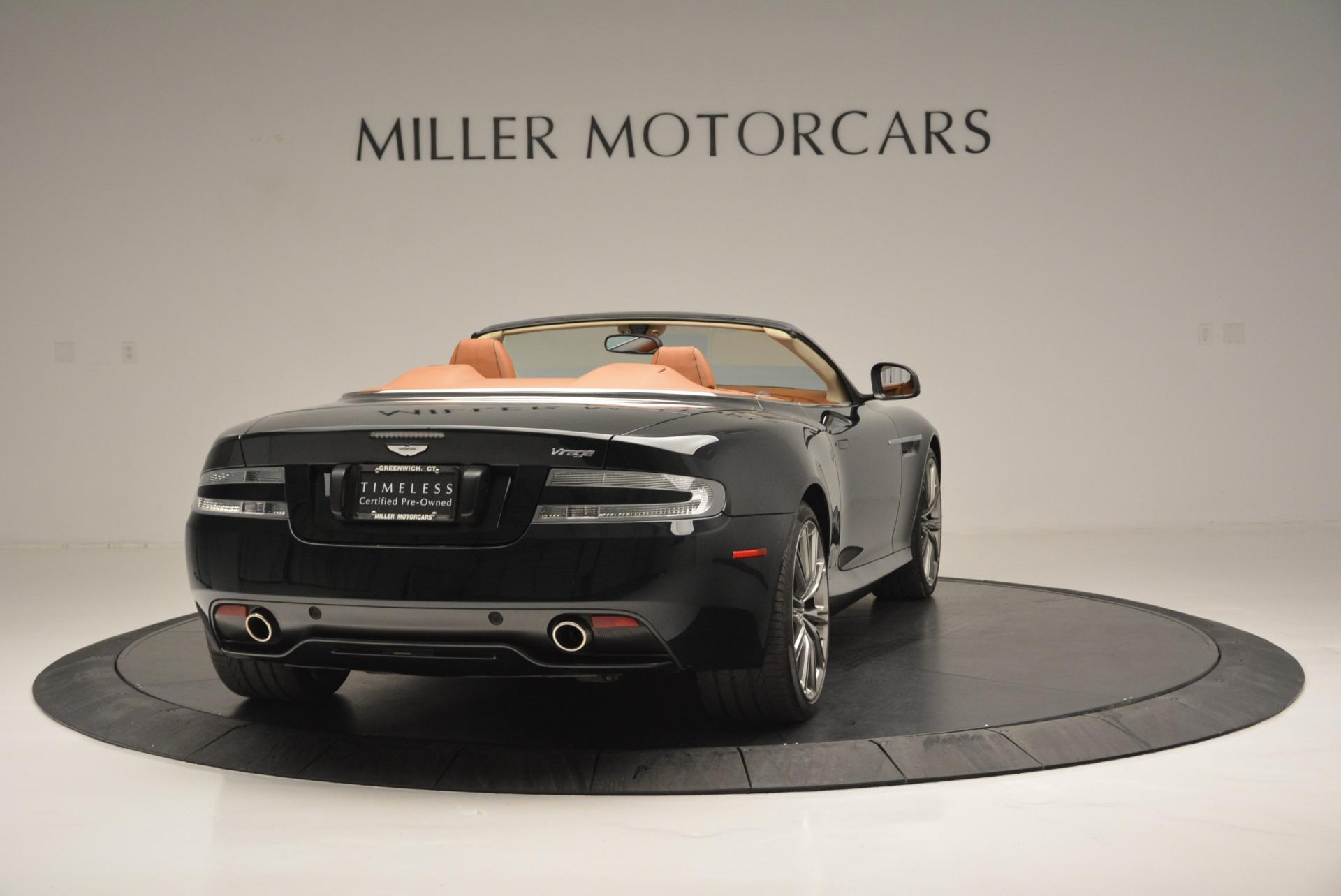 Used 2012 Aston Martin Virage Volante For Sale In Greenwich, CT. Alfa Romeo of Greenwich, 7641 2508_p7