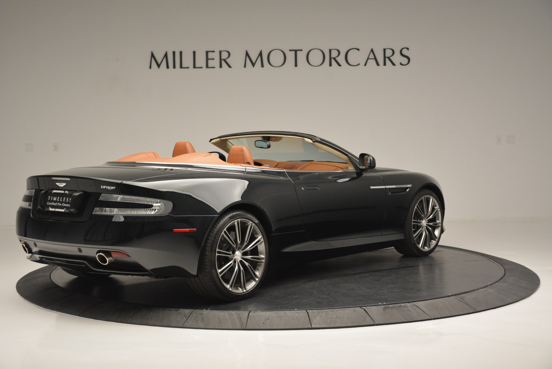 Used 2012 Aston Martin Virage Volante For Sale In Greenwich, CT. Alfa Romeo of Greenwich, 7641 2508_p8