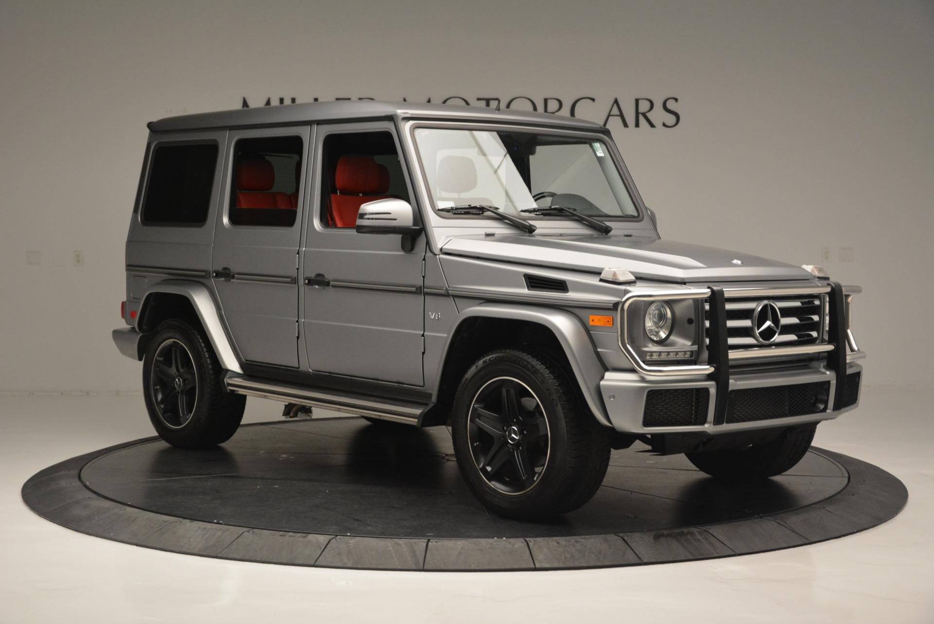 Used 2016 Mercedes-Benz G-Class G 550 For Sale In Greenwich, CT. Alfa Romeo of Greenwich, 7421 2510_p10